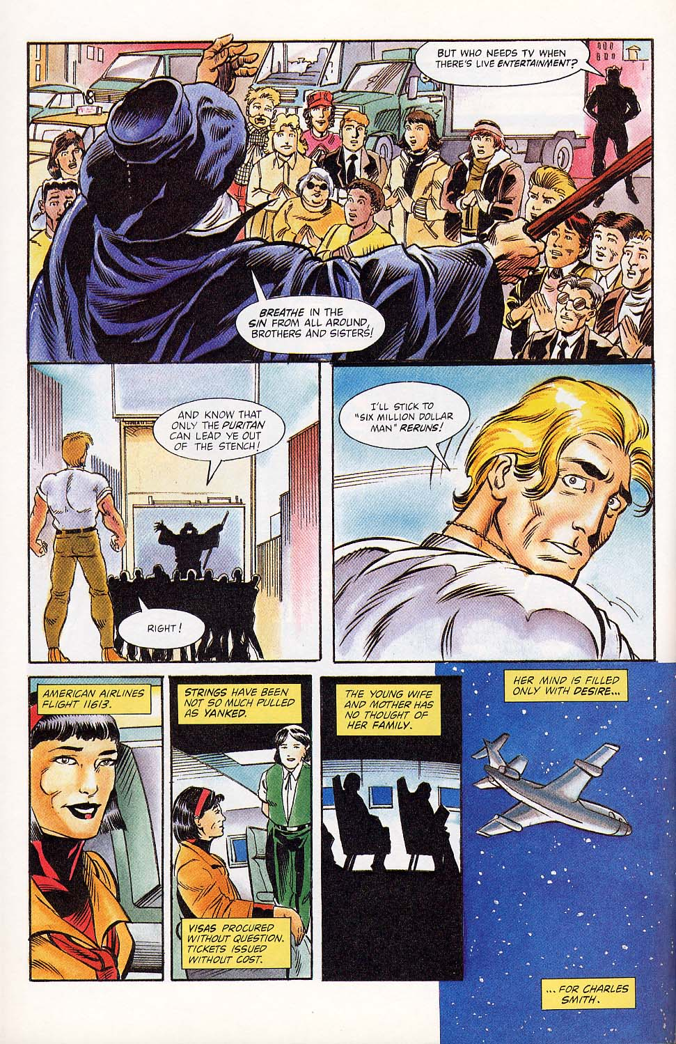 Read online Charlemagne comic -  Issue #4 - 15