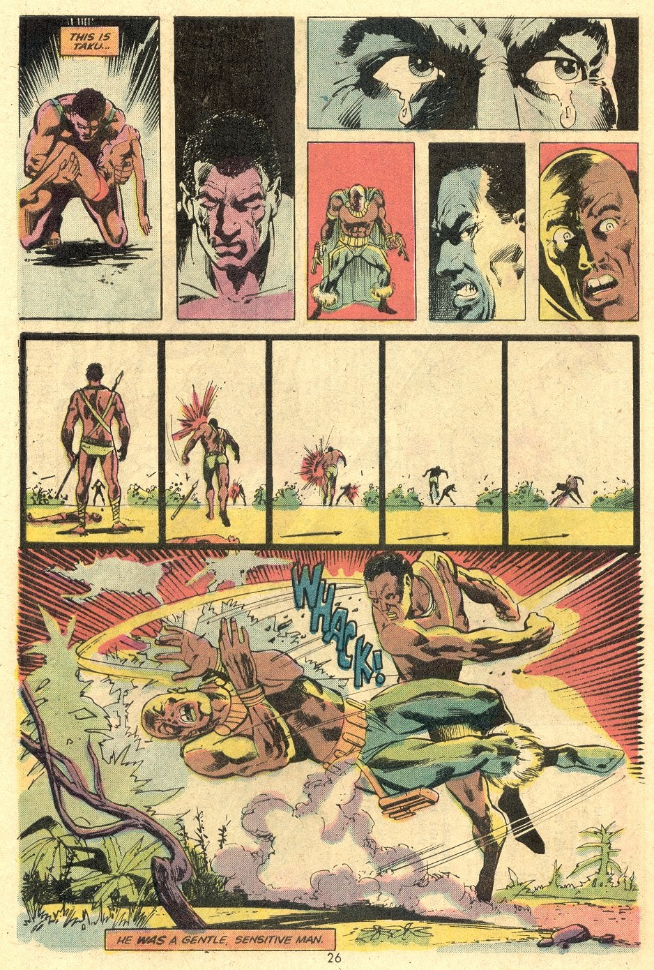 Jungle Action (1972) issue 11 - Page 26
