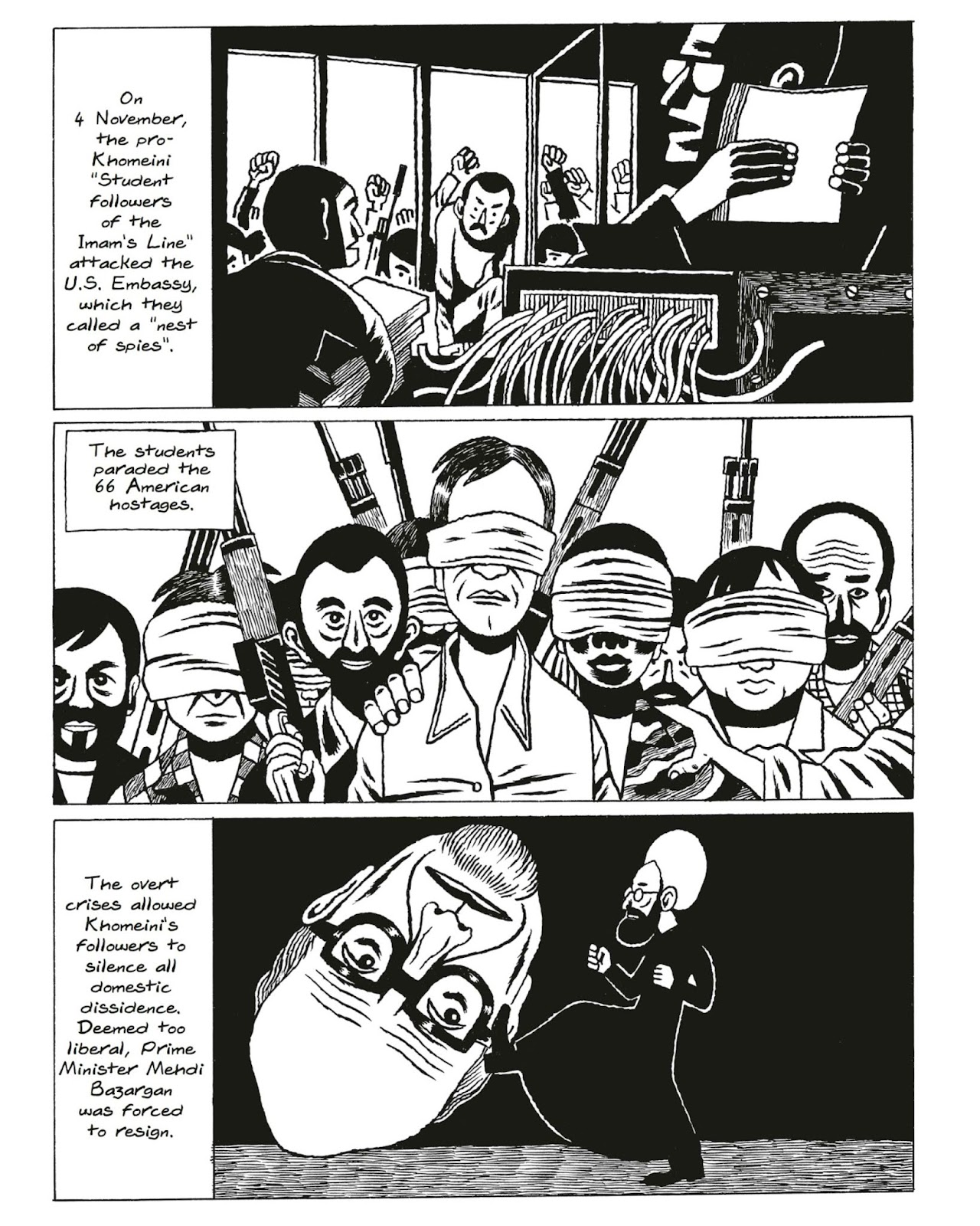 Best of Enemies: A History of US and Middle East Relations issue TPB_2 - Page 68
