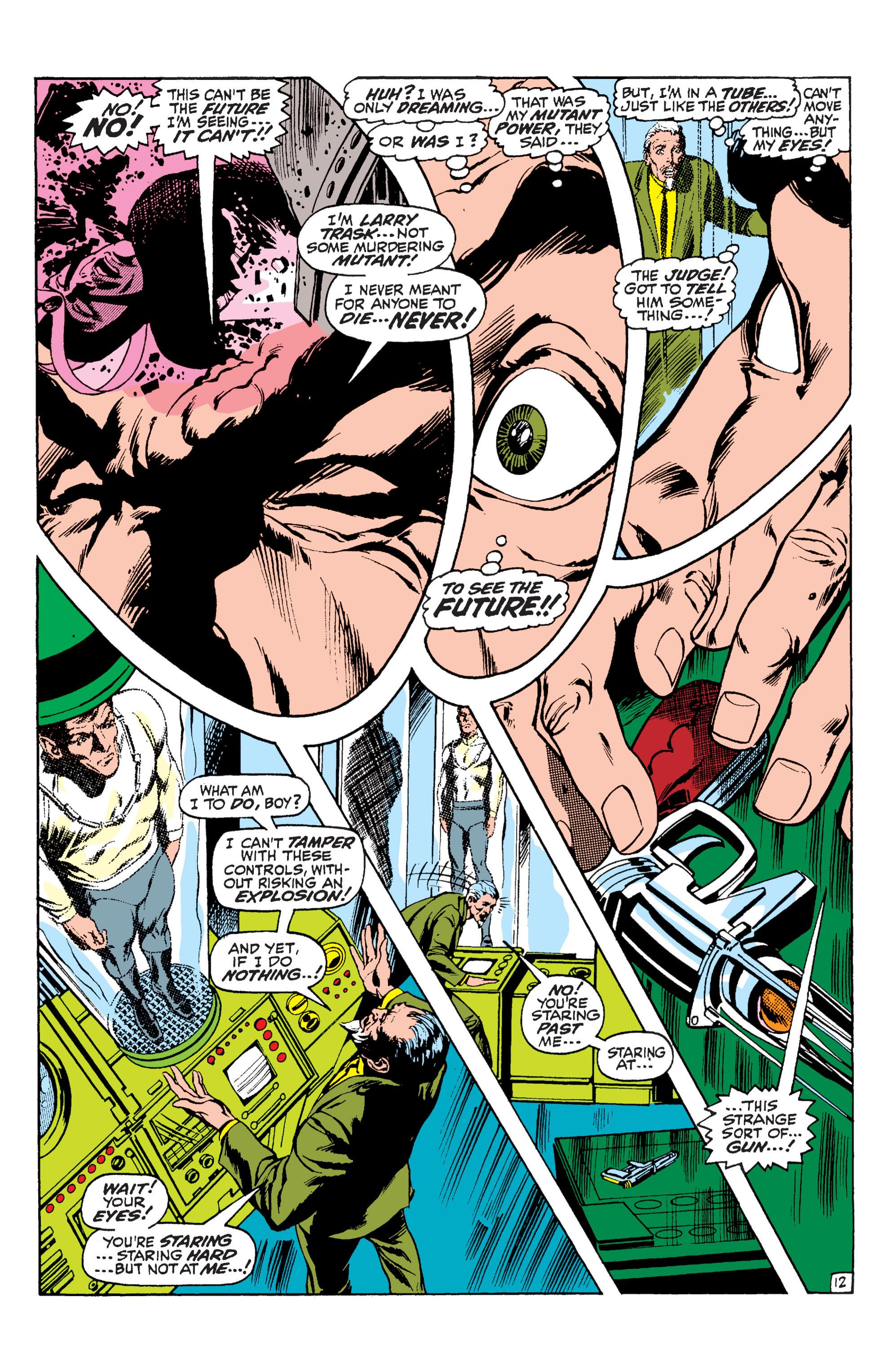 Read online Uncanny X-Men (1963) comic -  Issue #59 - 13