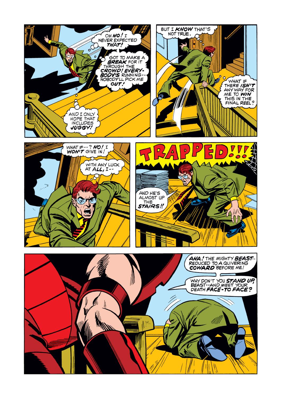Read online Amazing Adventures (1970) comic -  Issue #16 - 17
