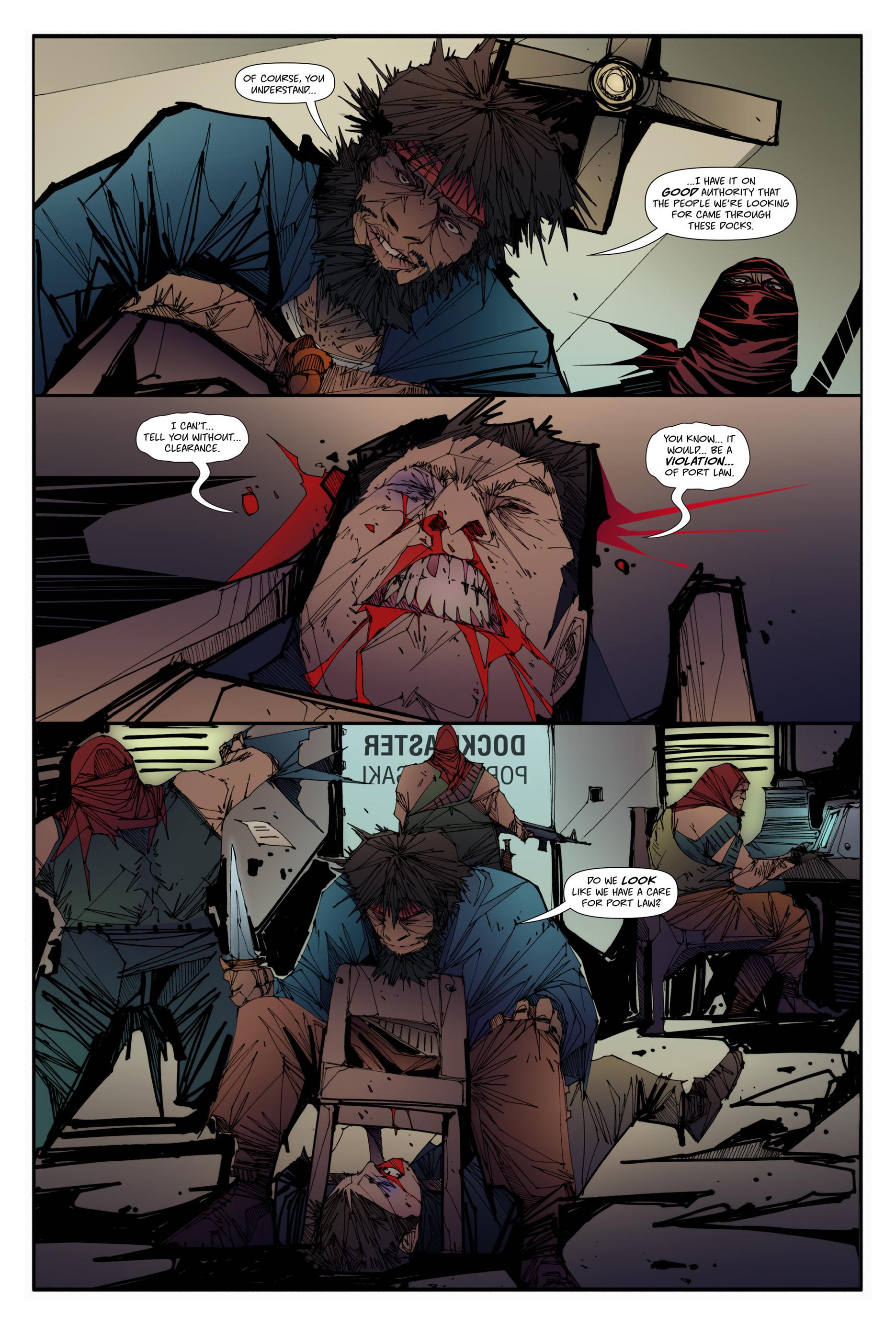 Read online Scrimshaw comic -  Issue #3 - 18