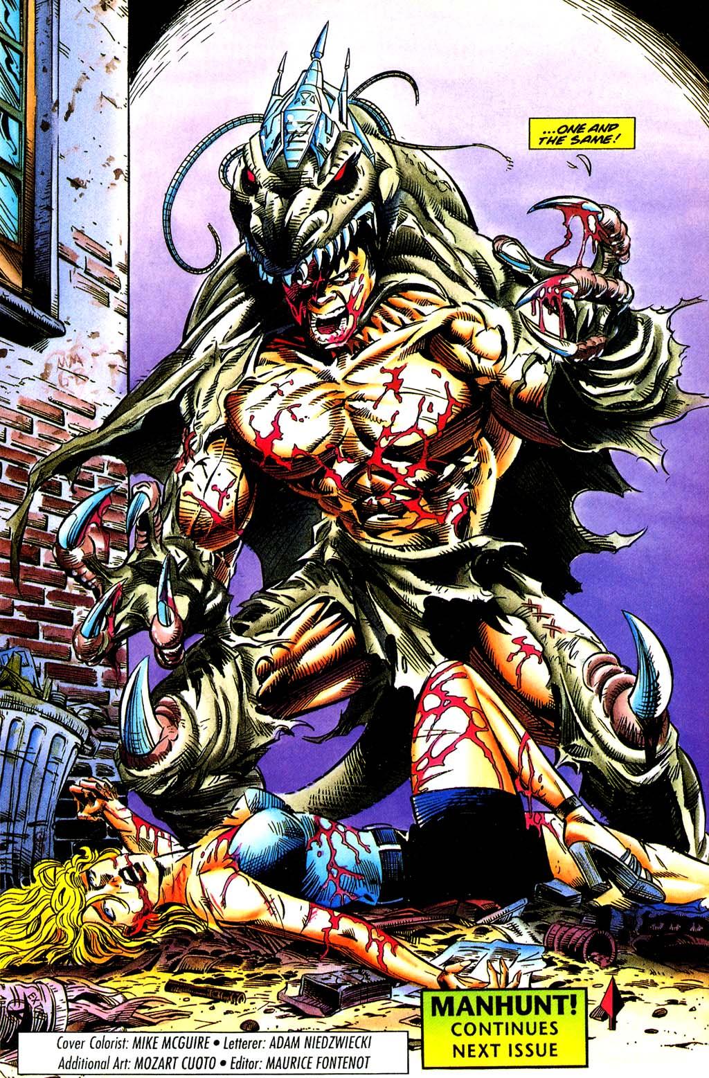 Read online Turok, Dinosaur Hunter (1993) comic -  Issue #29 - 22