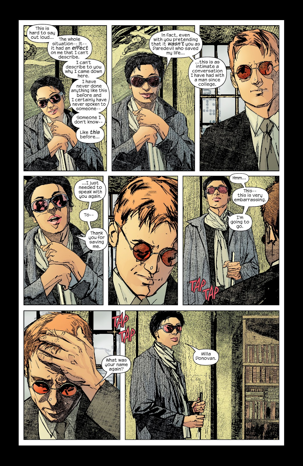 Read online Daredevil (1998) comic -  Issue # _Ultimate_Collection TPB 2 (Part 1) - 57