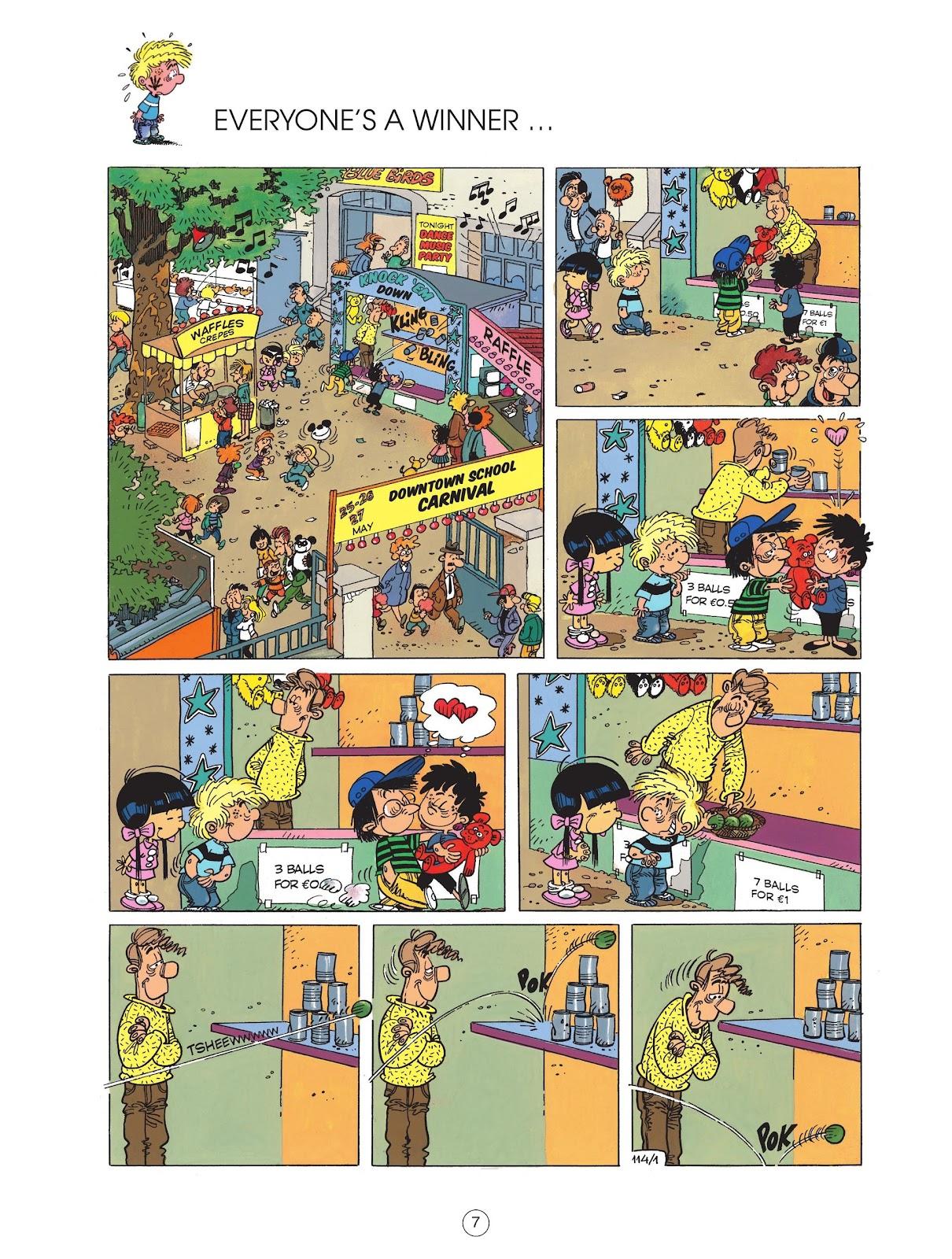 Read online Cedric comic -  Issue #6 - 9