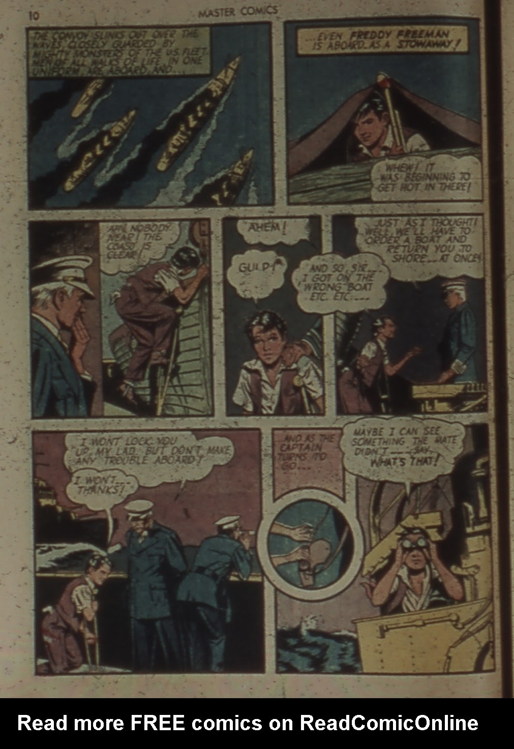 Master Comics issue 31 - Page 10