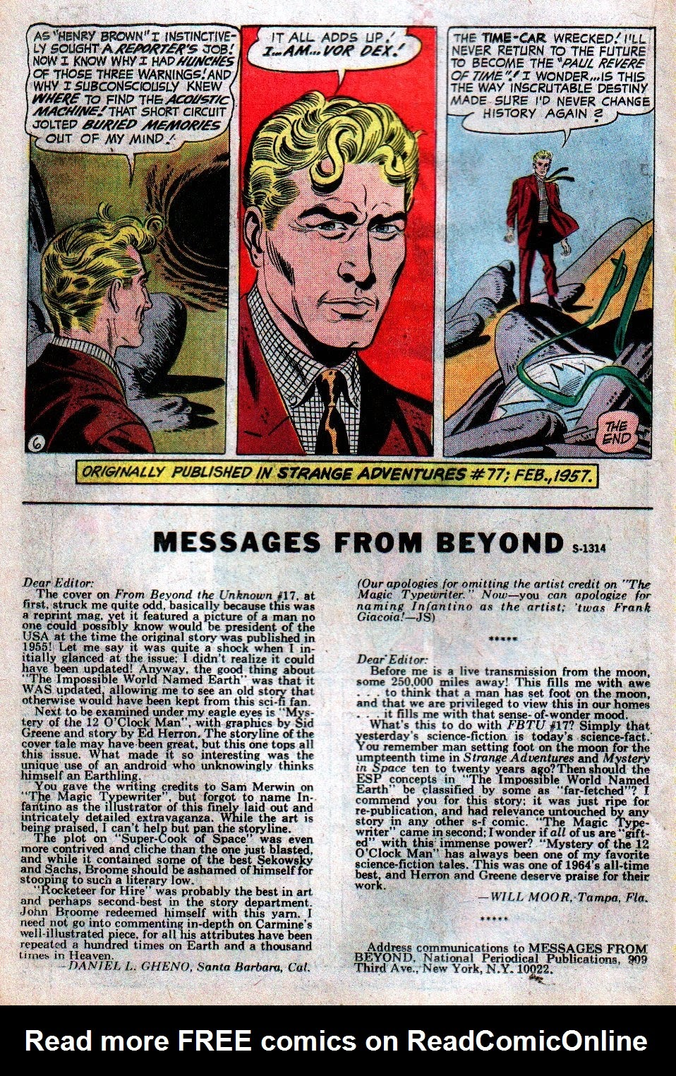 From Beyond the Unknown (1969) issue 19 - Page 18