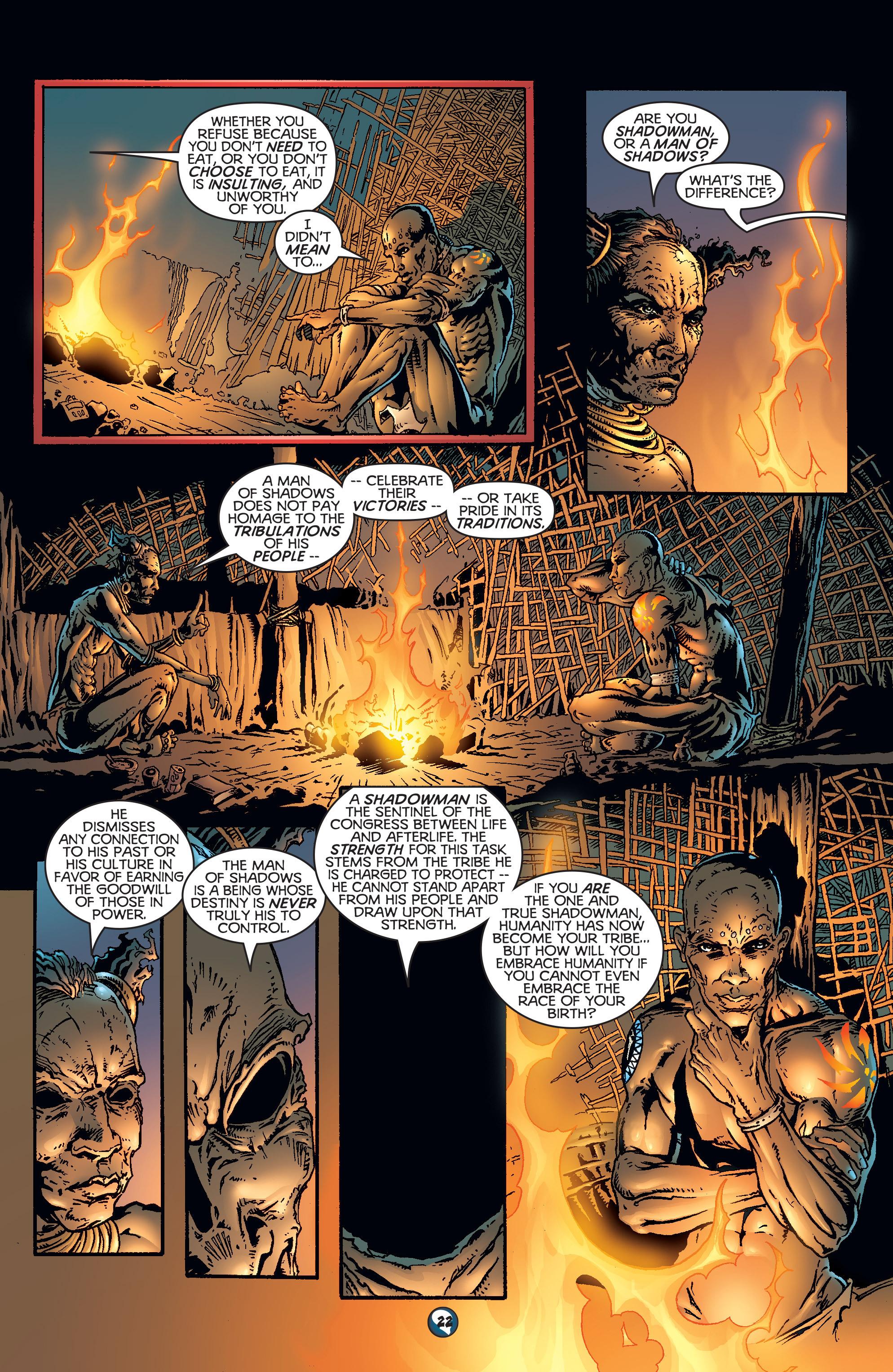 Read online Shadowman (1997) comic -  Issue #18 - 18