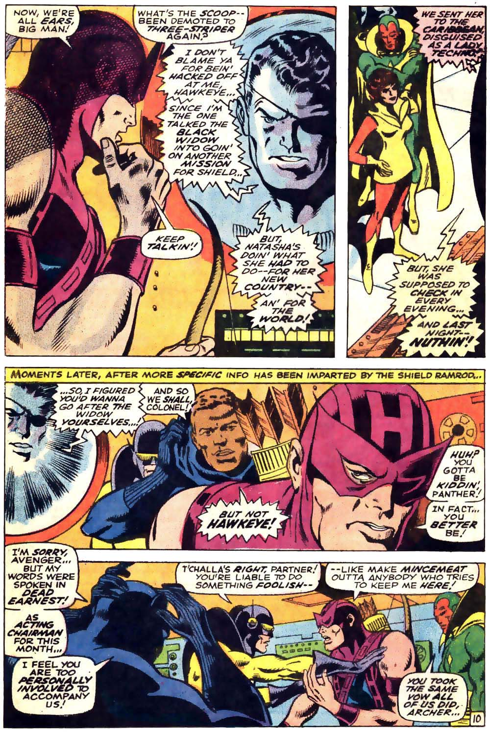 The Avengers (1963) 63 Page 10