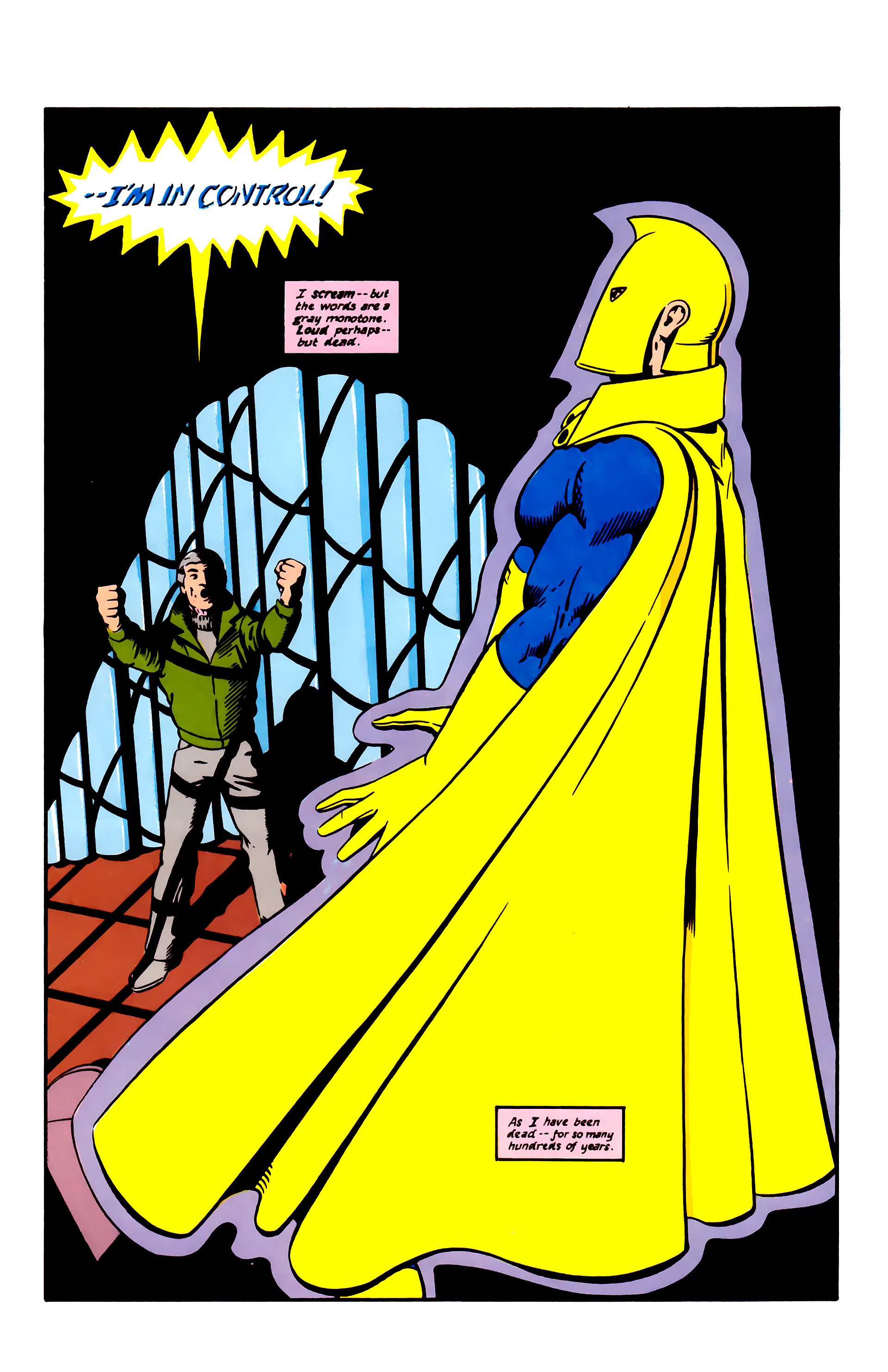 Read online Justice League (1987) comic -  Issue #5 - 8