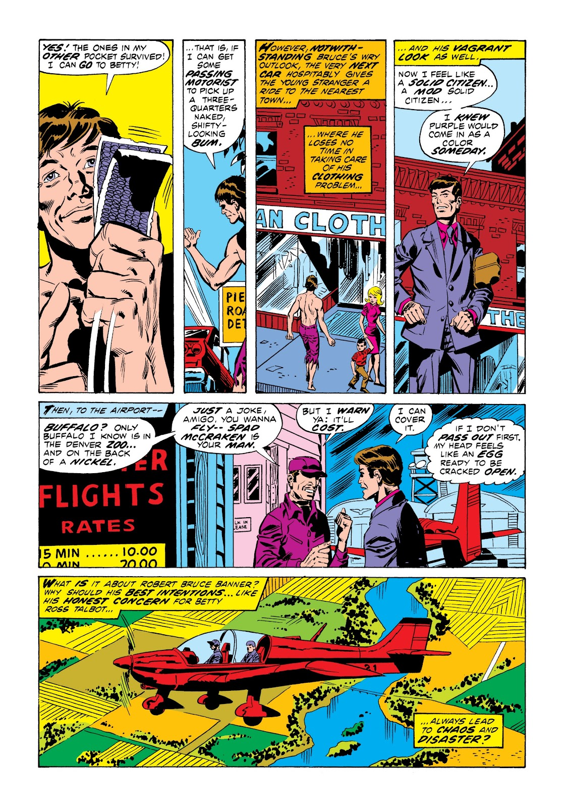Read online Marvel Masterworks: The Incredible Hulk comic -  Issue # TPB 9 (Part 1) - 76