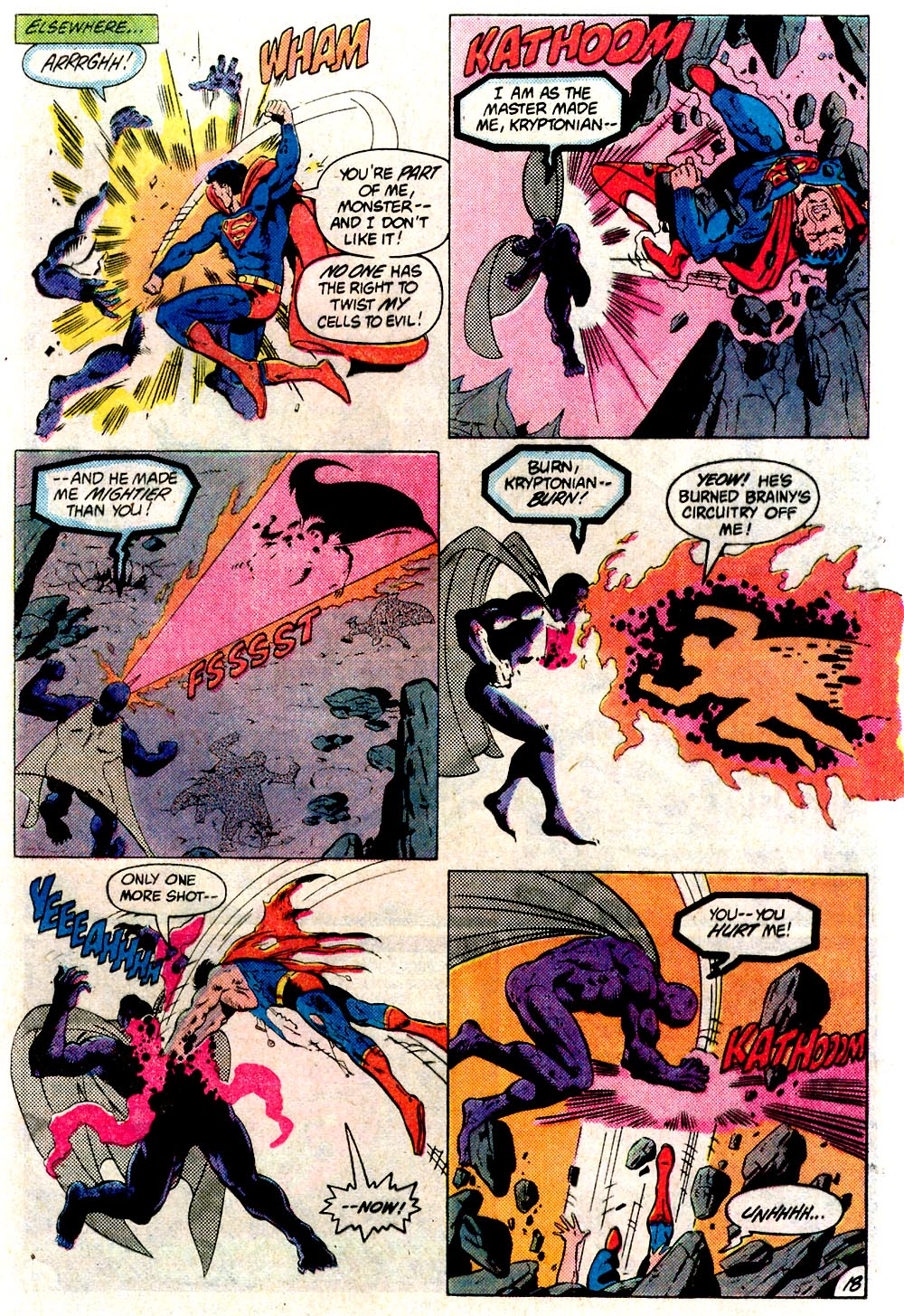 Legion of Super-Heroes (1980) 293 Page 18