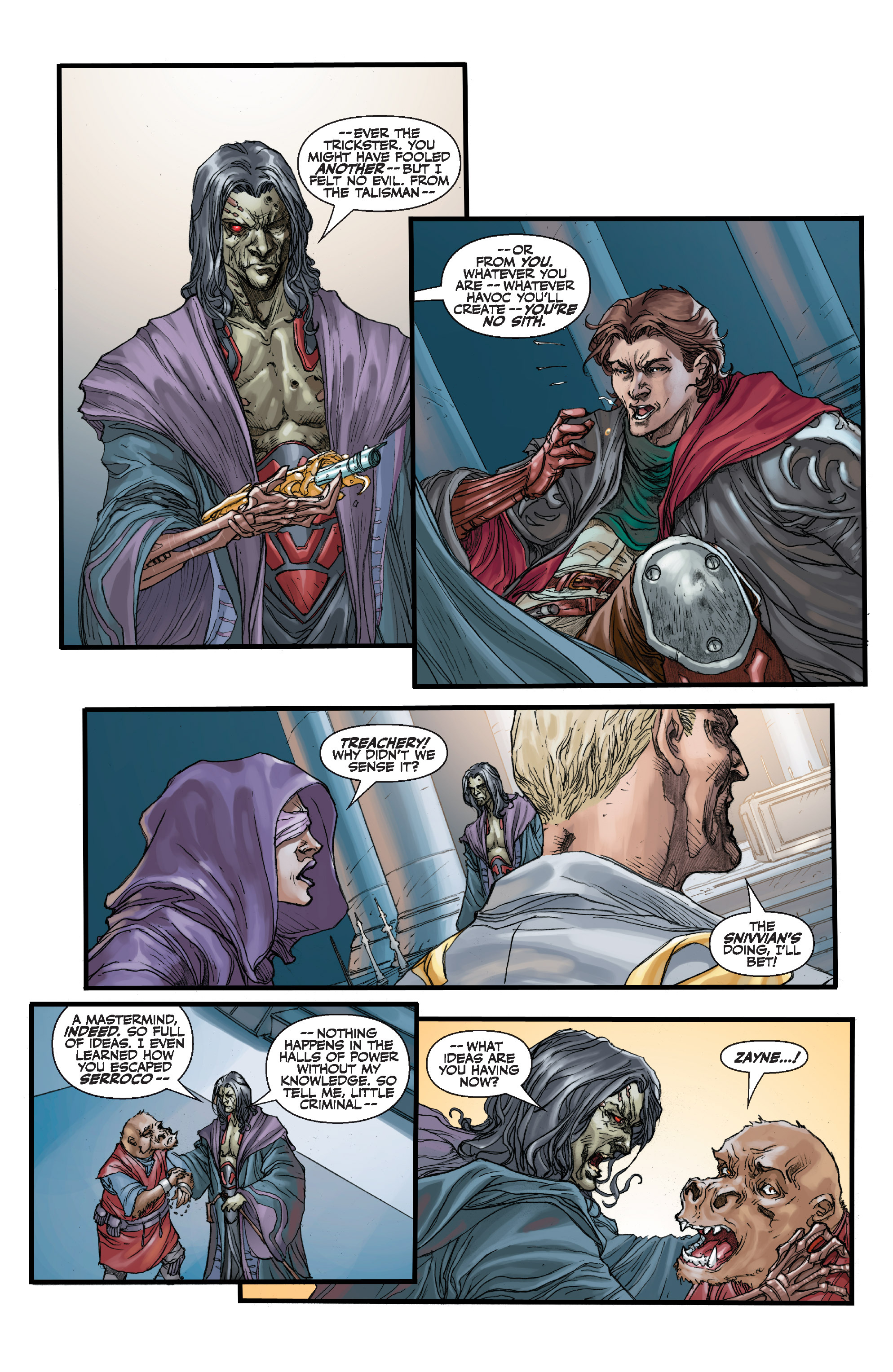 Read online Star Wars Omnibus comic -  Issue # Vol. 32 - 315