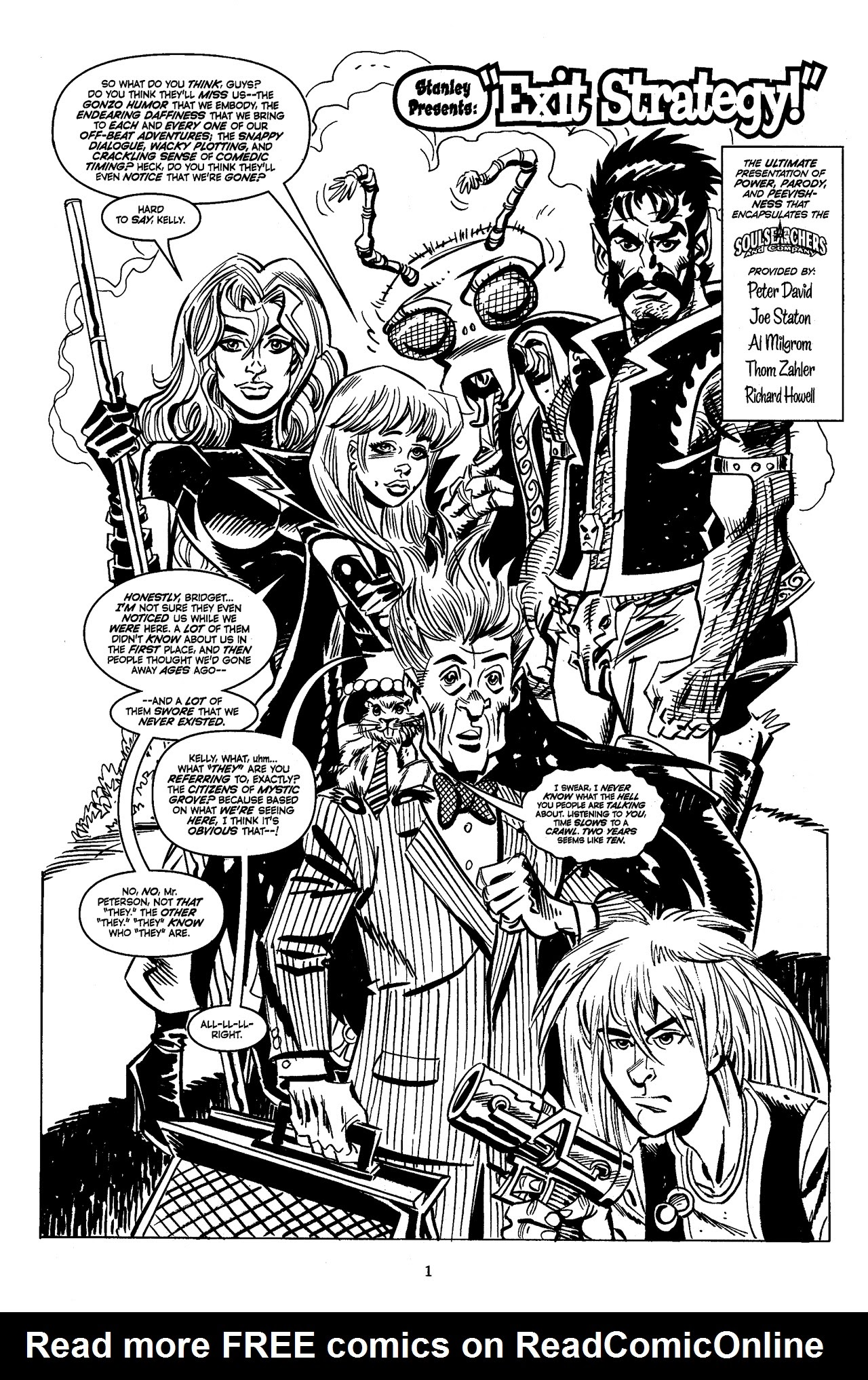 Soulsearchers and Company issue 82 - Page 3