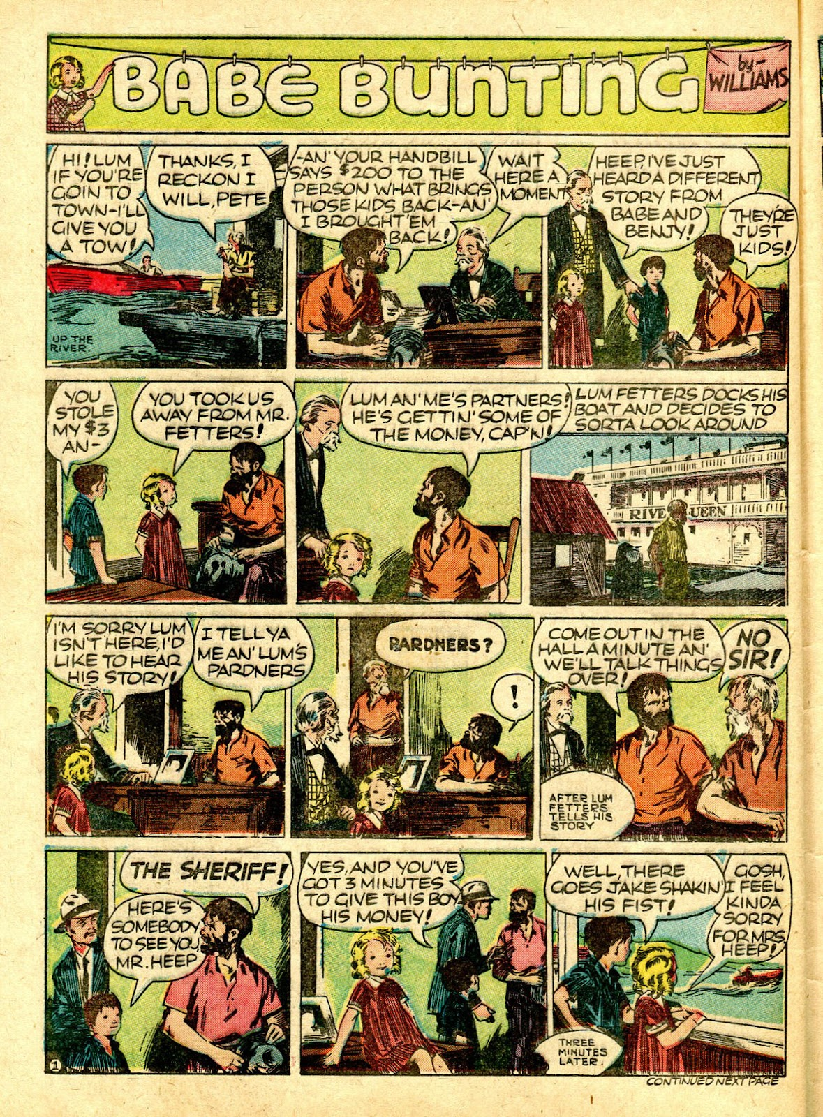 Read online Famous Funnies comic -  Issue #63 - 53
