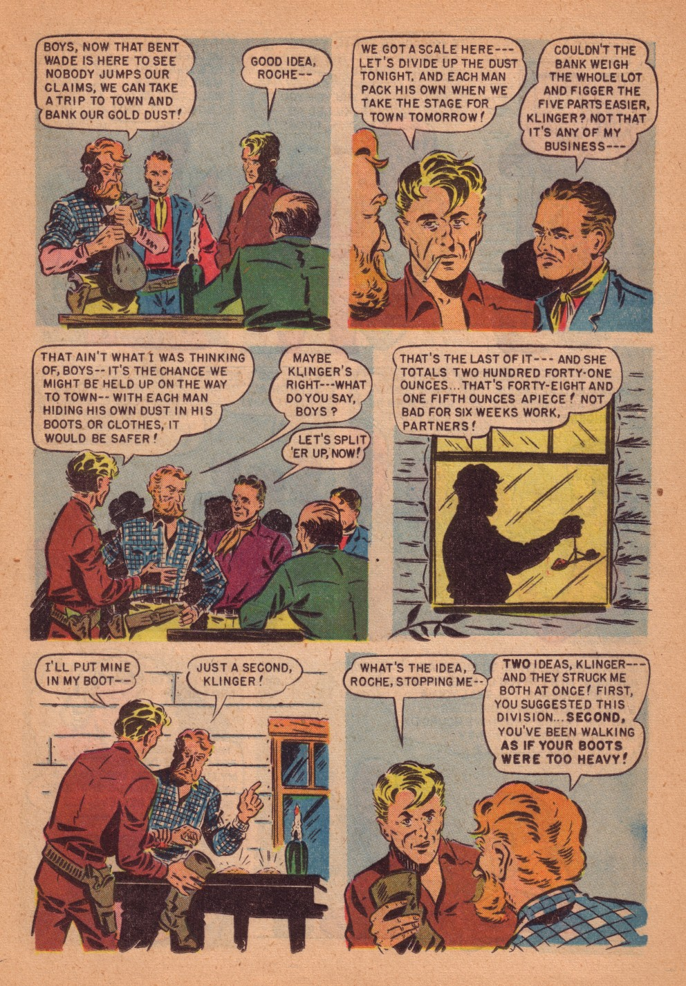 Four Color Comics issue 301 - Page 21