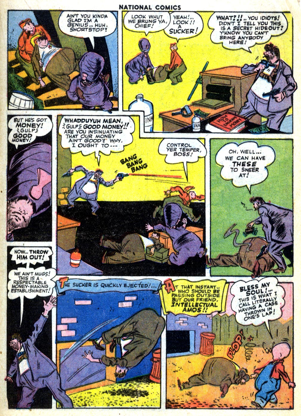National Comics (1940) issue 47 - Page 31