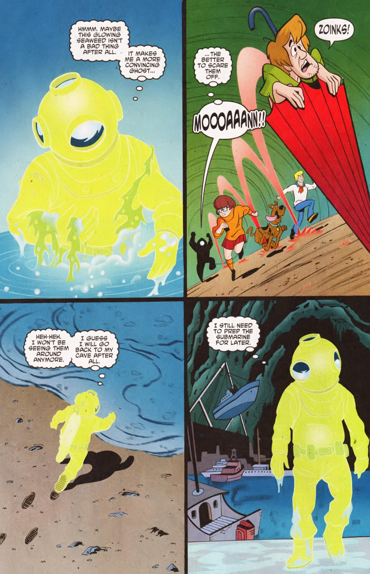 Read online Scooby-Doo (1997) comic -  Issue #135 - 4