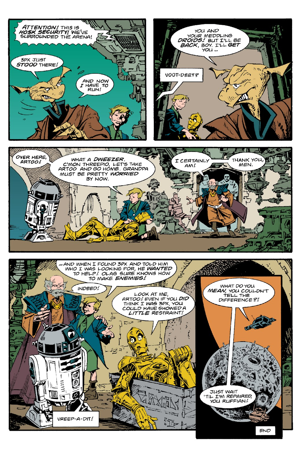 Read online Star Wars Legends Epic Collection: The Empire comic -  Issue # TPB 5 (Part 2) - 5