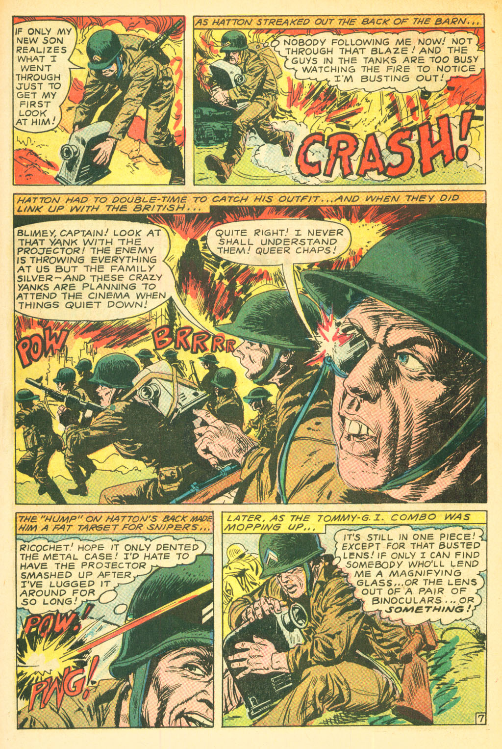 Our Fighting Forces (1954) issue 111 - Page 31