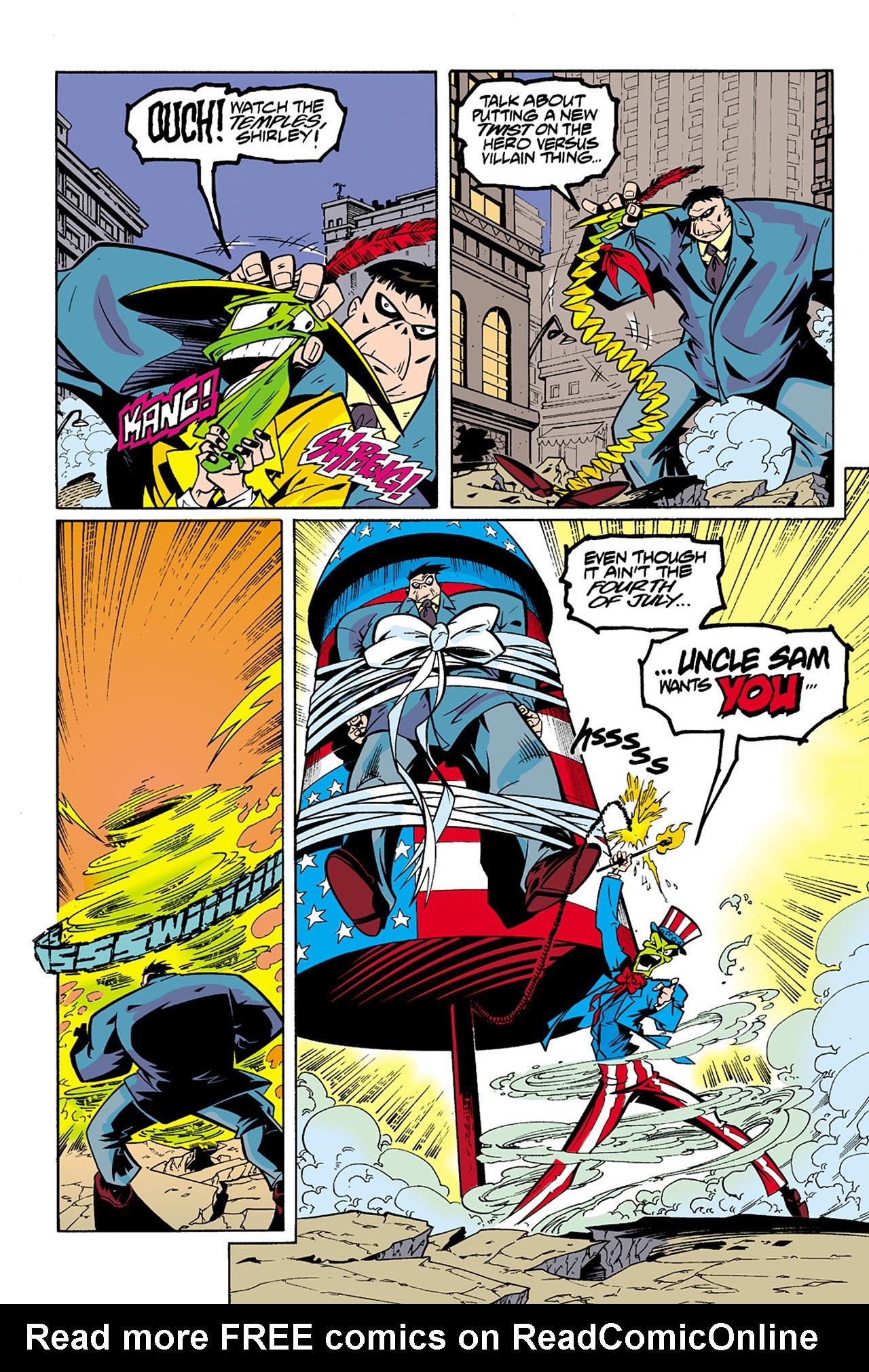 Read online Adventures Of The Mask Omnibus comic -  Issue #Adventures Of The Mask Omnibus Full - 298
