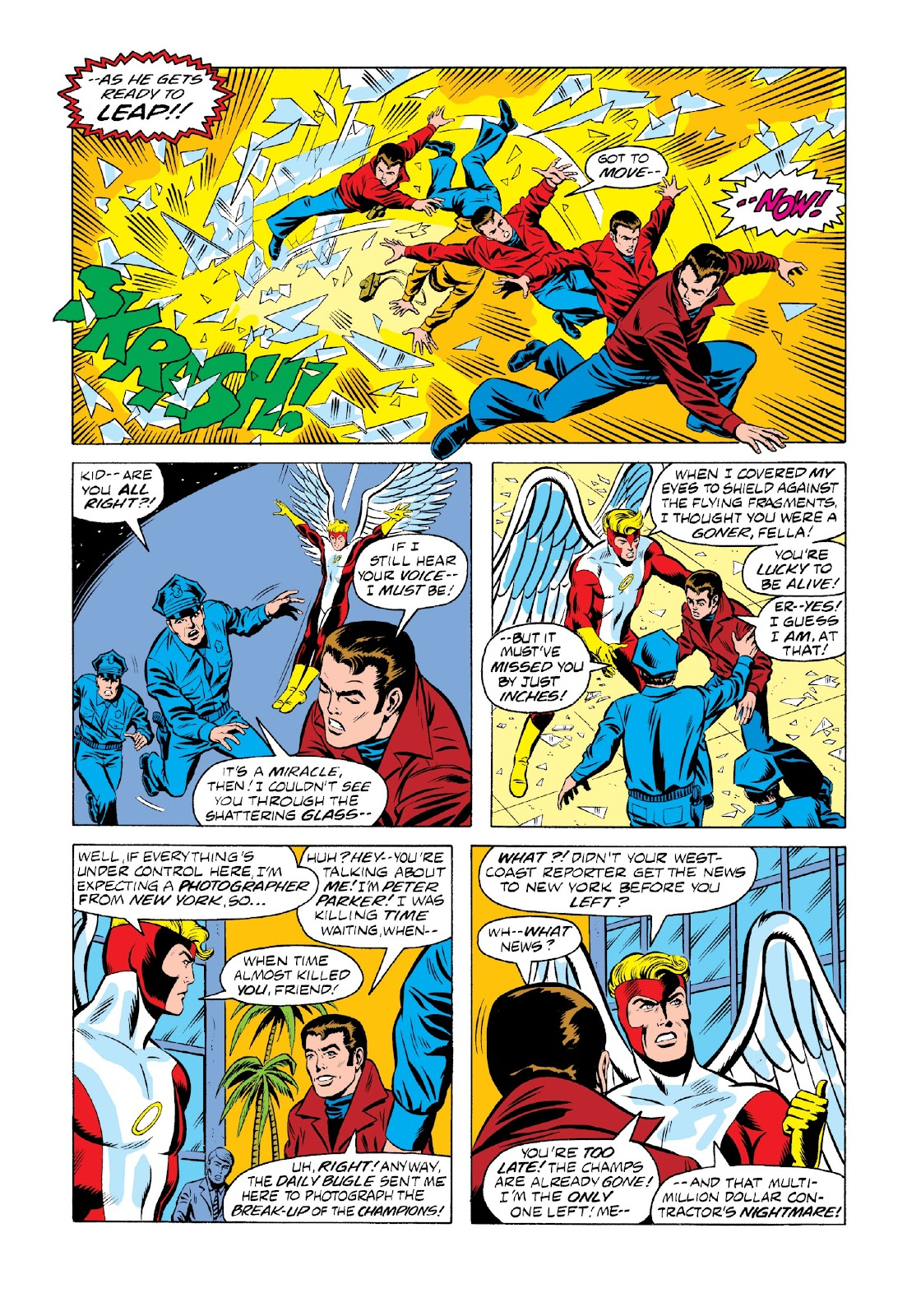 Read online Marvel Masterworks: The Spectacular Spider-Man comic -  Issue # TPB 2 (Part 1) - 32