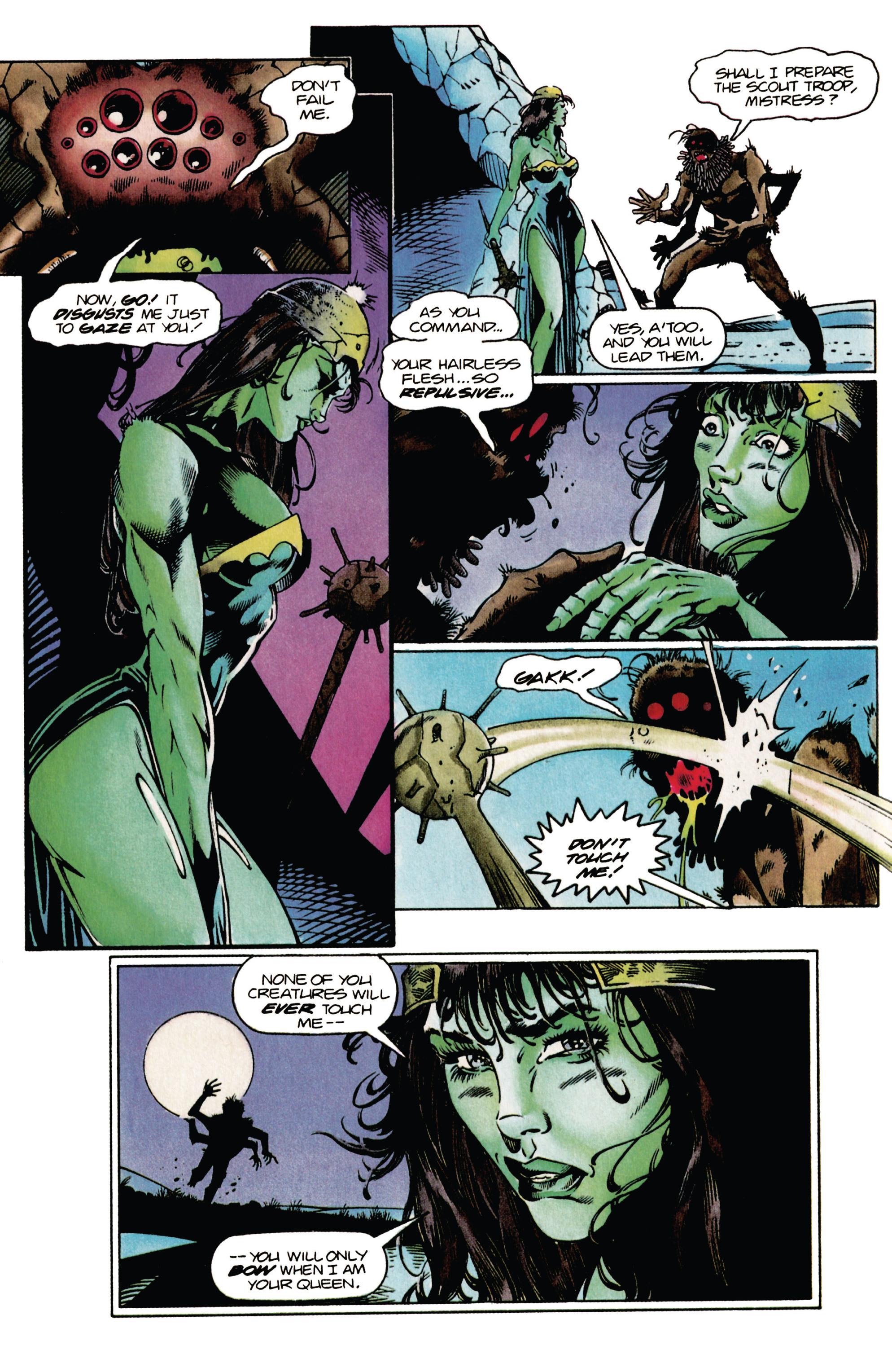 Read online Eternal Warrior (1992) comic -  Issue #37 - 11