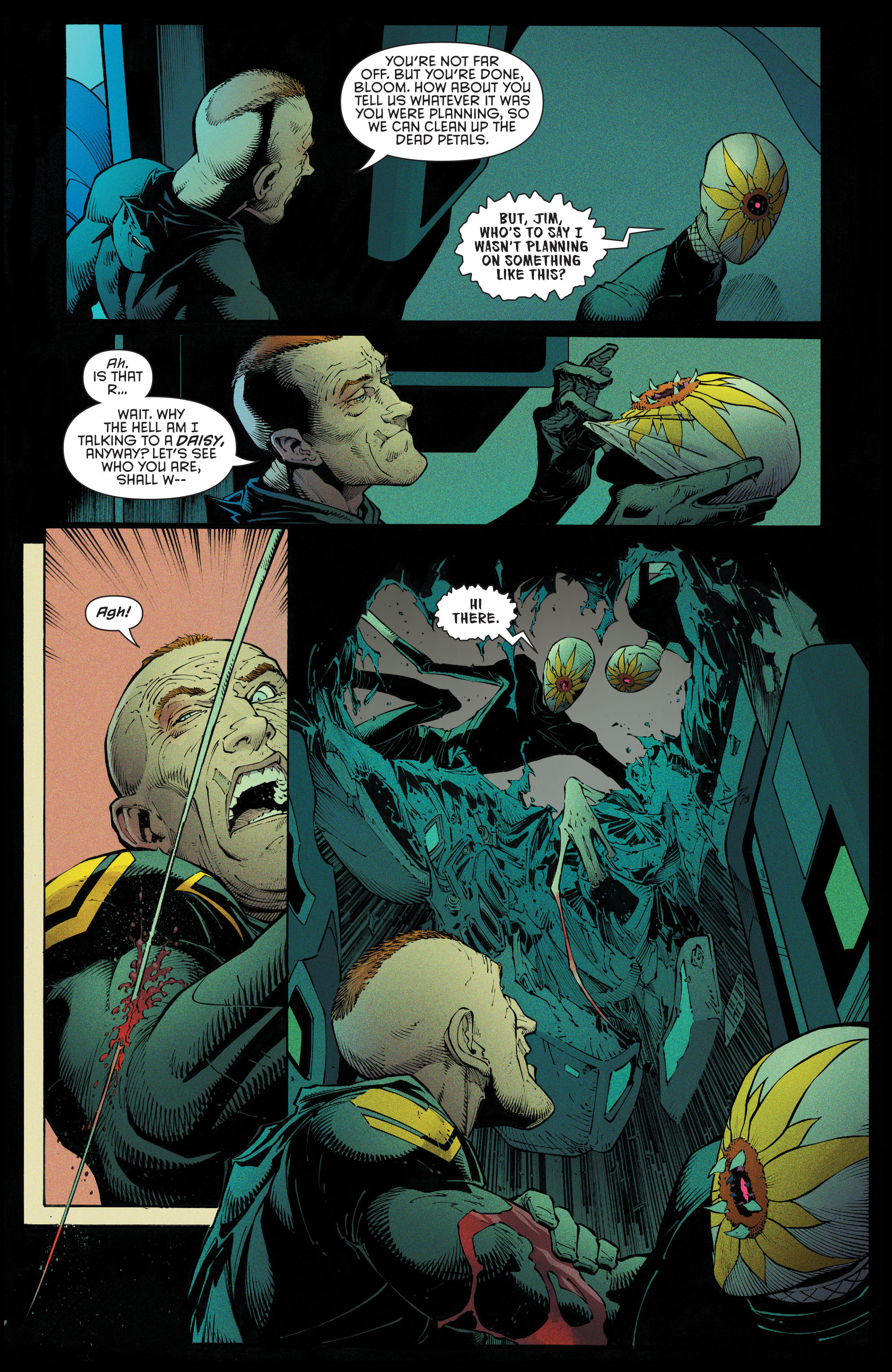 Read online Batman (2011) comic -  Issue # _TPB 9 - 47