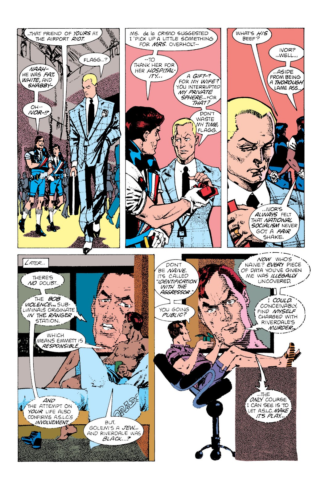 American Flagg! issue Definitive Collection (Part 2) - Page 89
