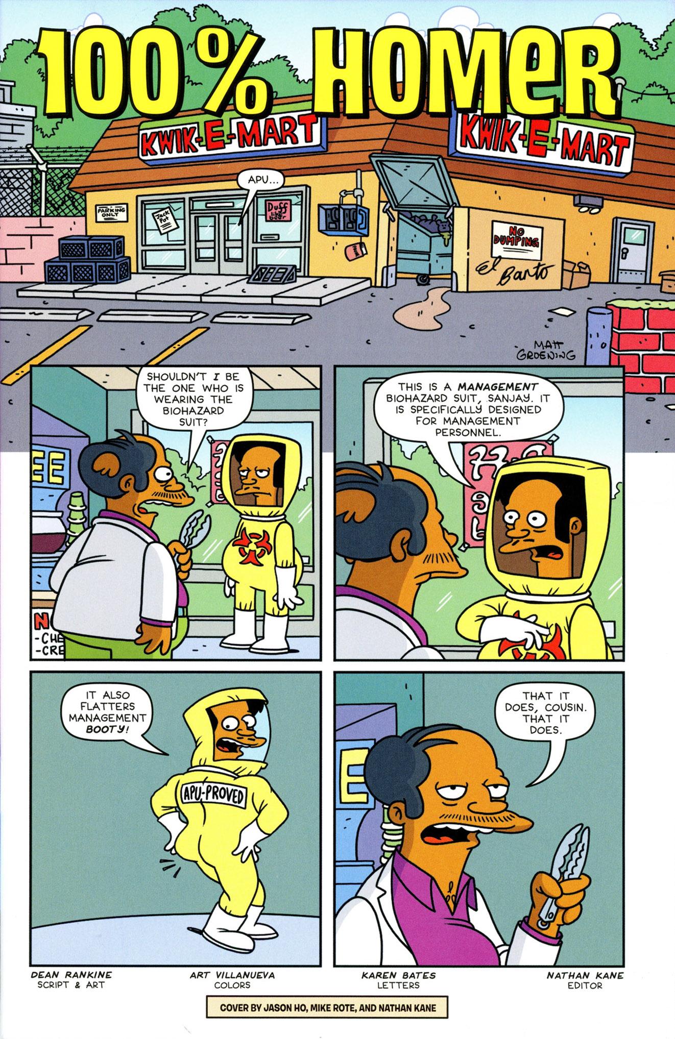 Read online Simpsons Comics comic -  Issue #233 - 3