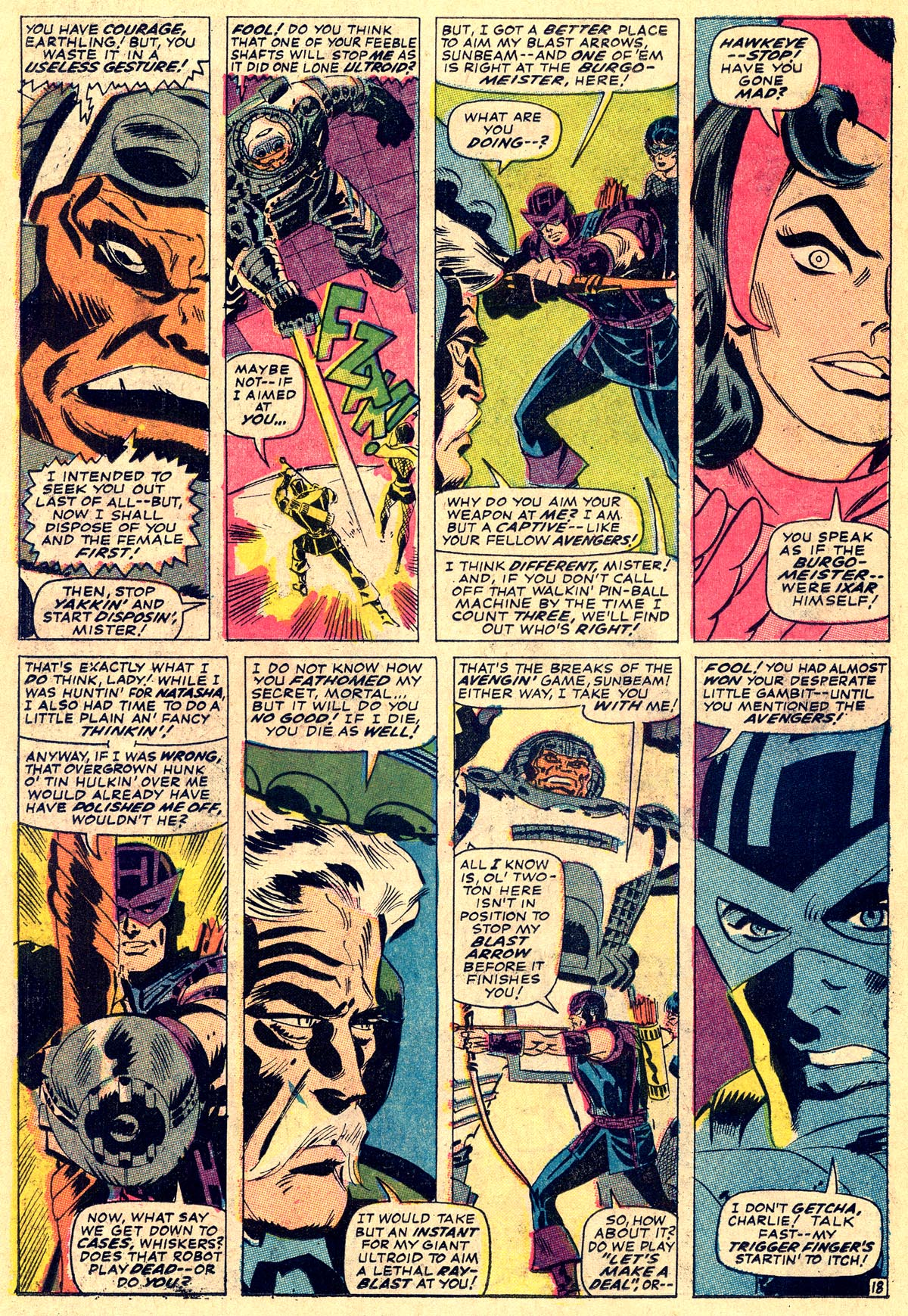 The Avengers (1963) 37 Page 25