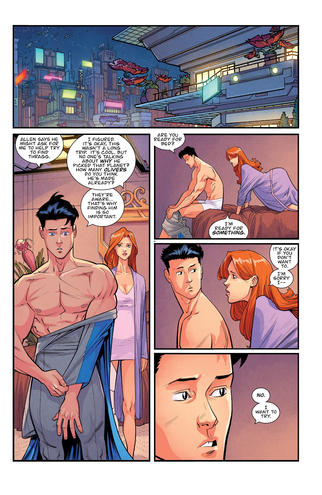 Invincible (2003) issue TPB 21 - Modern Family - Page 118