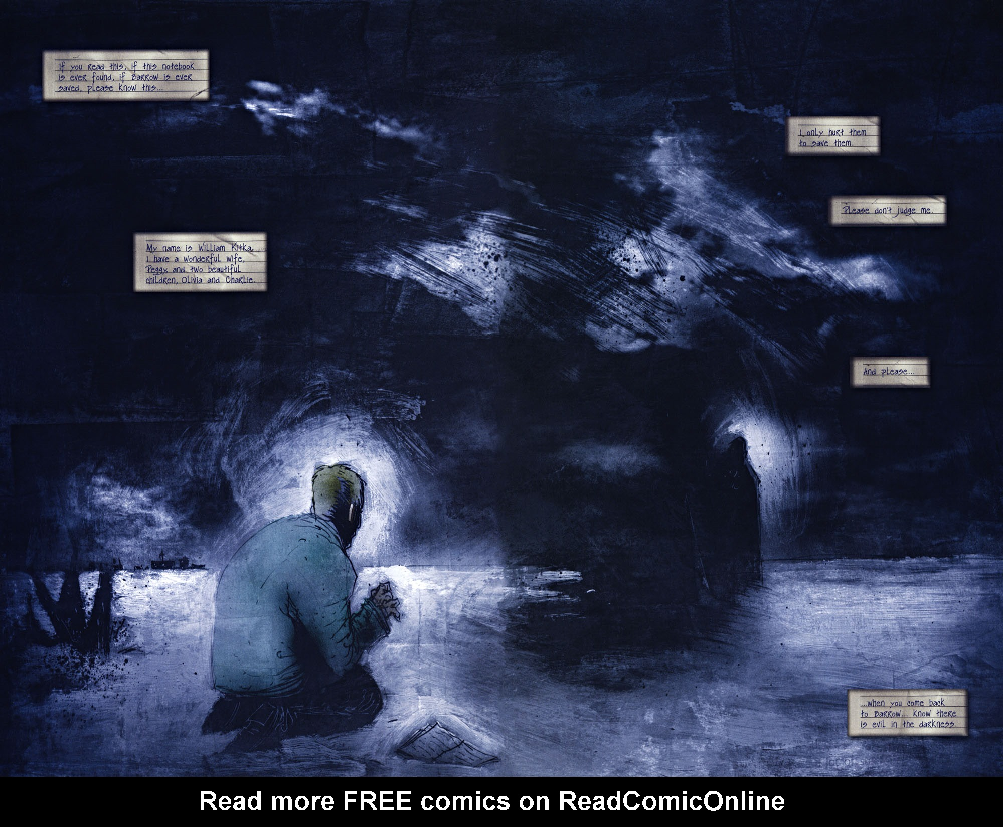 Read online 30 Days of Night: Return to Barrow comic -  Issue #2 - 11
