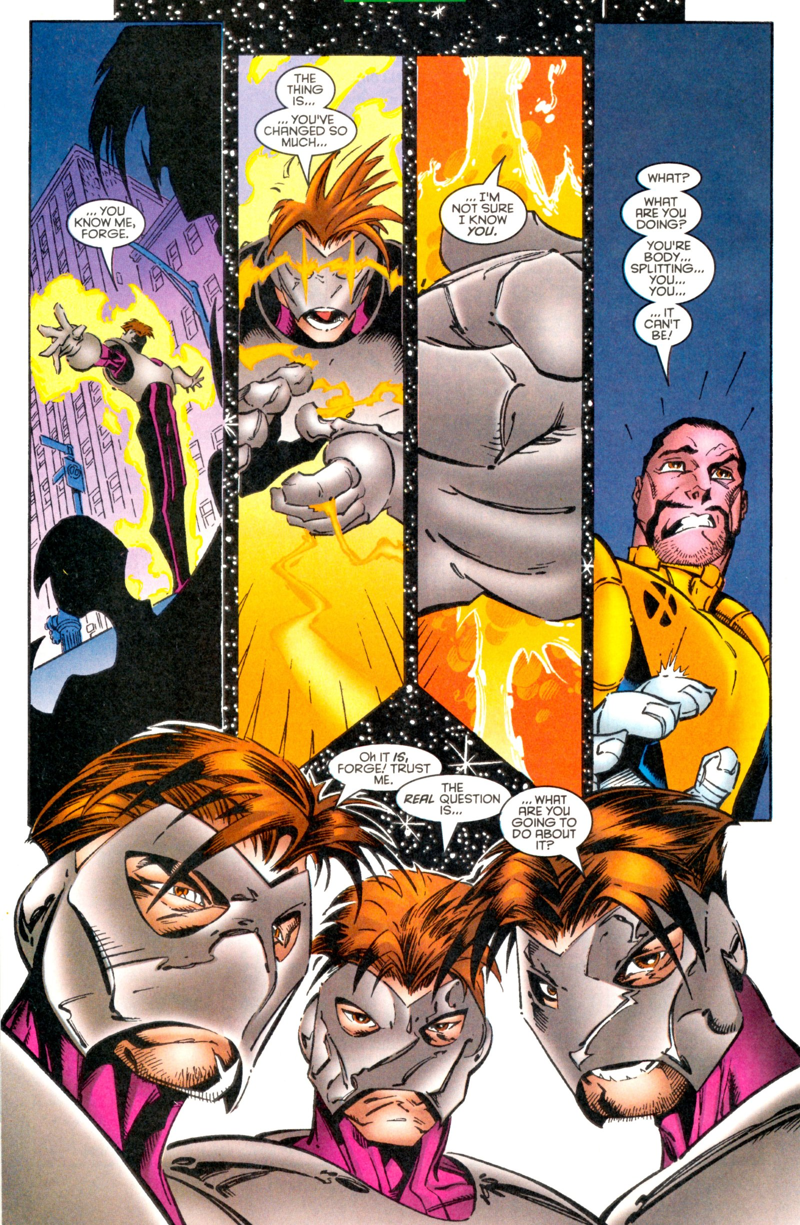 Read online X-Factor (1986) comic -  Issue #128 - 26