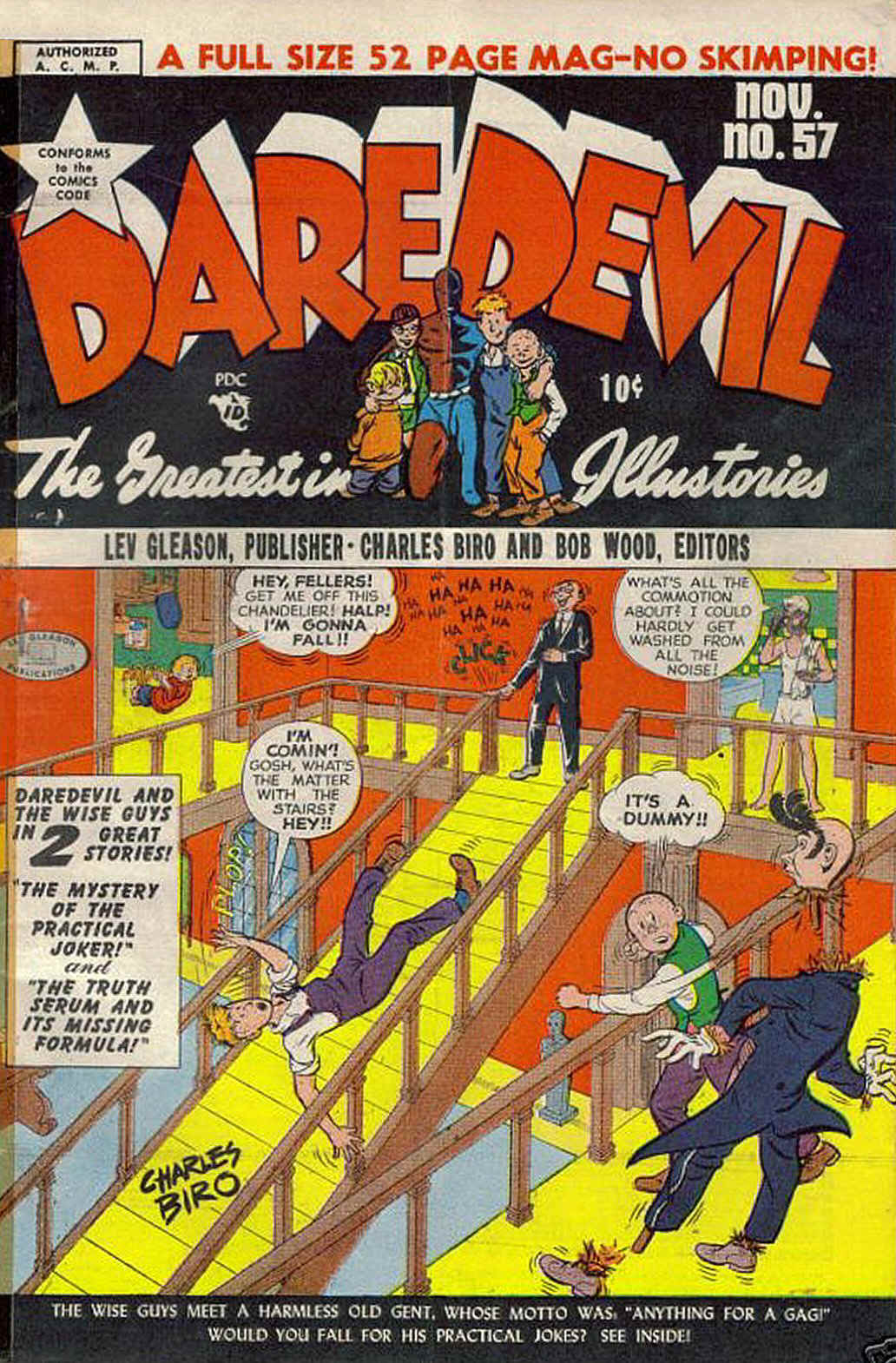 Daredevil (1941) 57 Page 1
