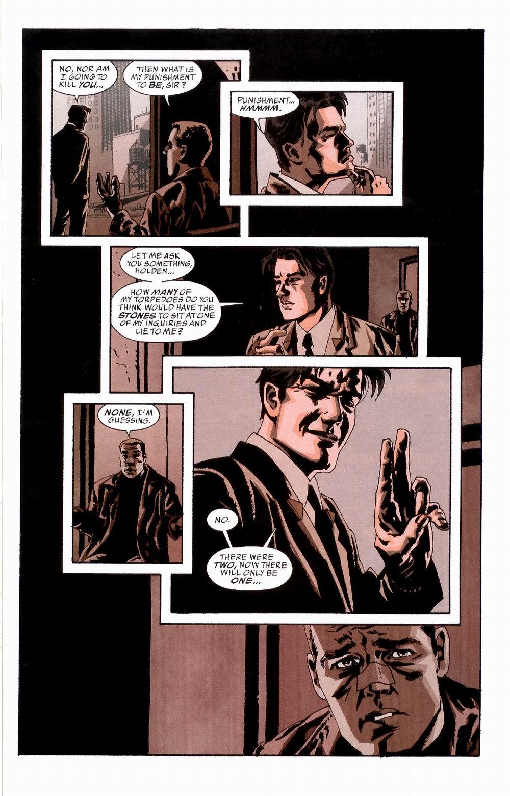 Read online Sleeper comic -  Issue #2 - 26