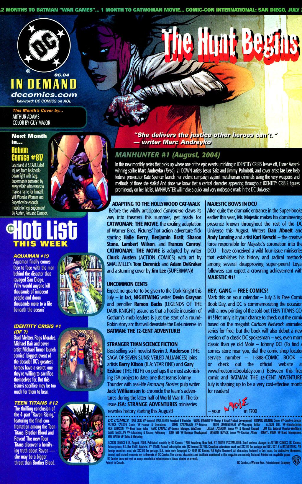 Action Comics (1938) 816 Page 21
