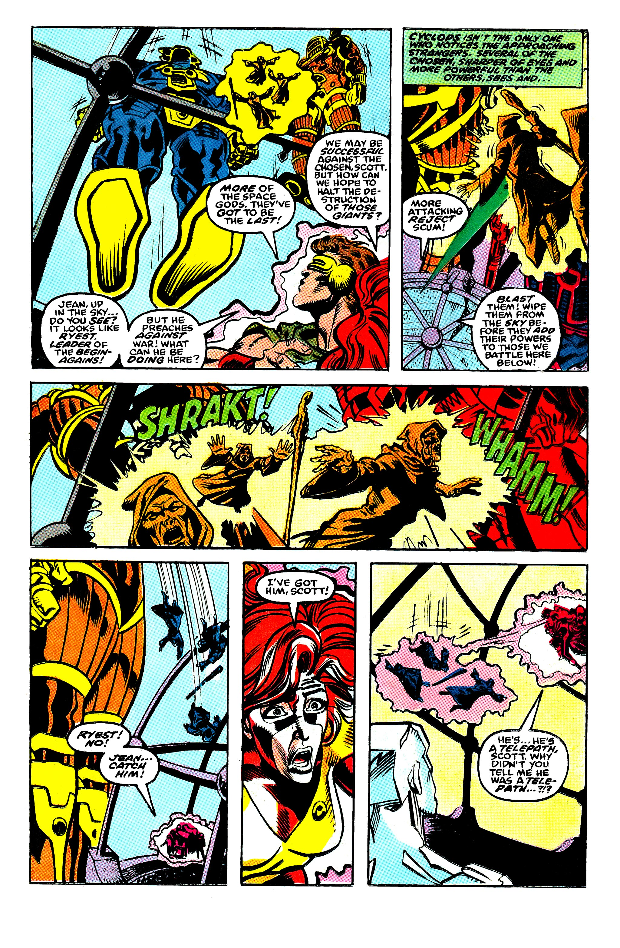 Read online X-Factor (1986) comic -  Issue #50 - 21