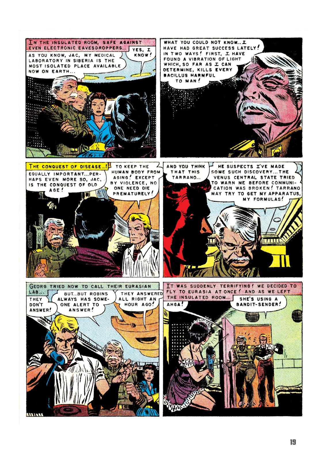 Read online The Joe Kubert Archives comic -  Issue # TPB (Part 1) - 30