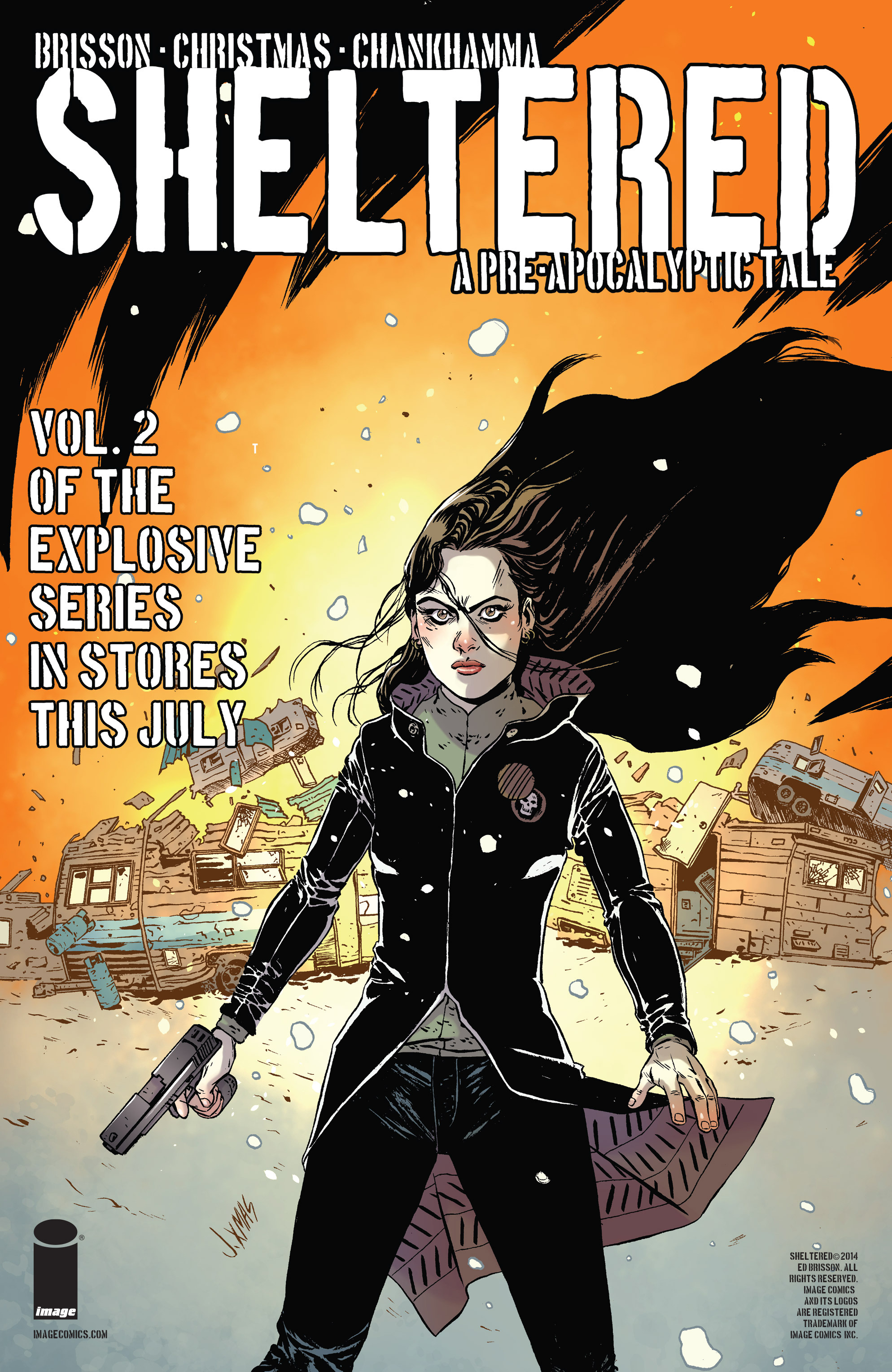 Read online Sheltered comic -  Issue #10 - 26