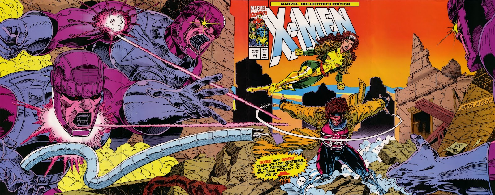 The X-Men Collectors Edition 1 Page 1