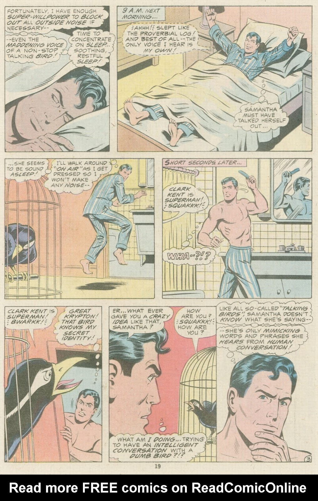 Comic The Superman Family issue 34