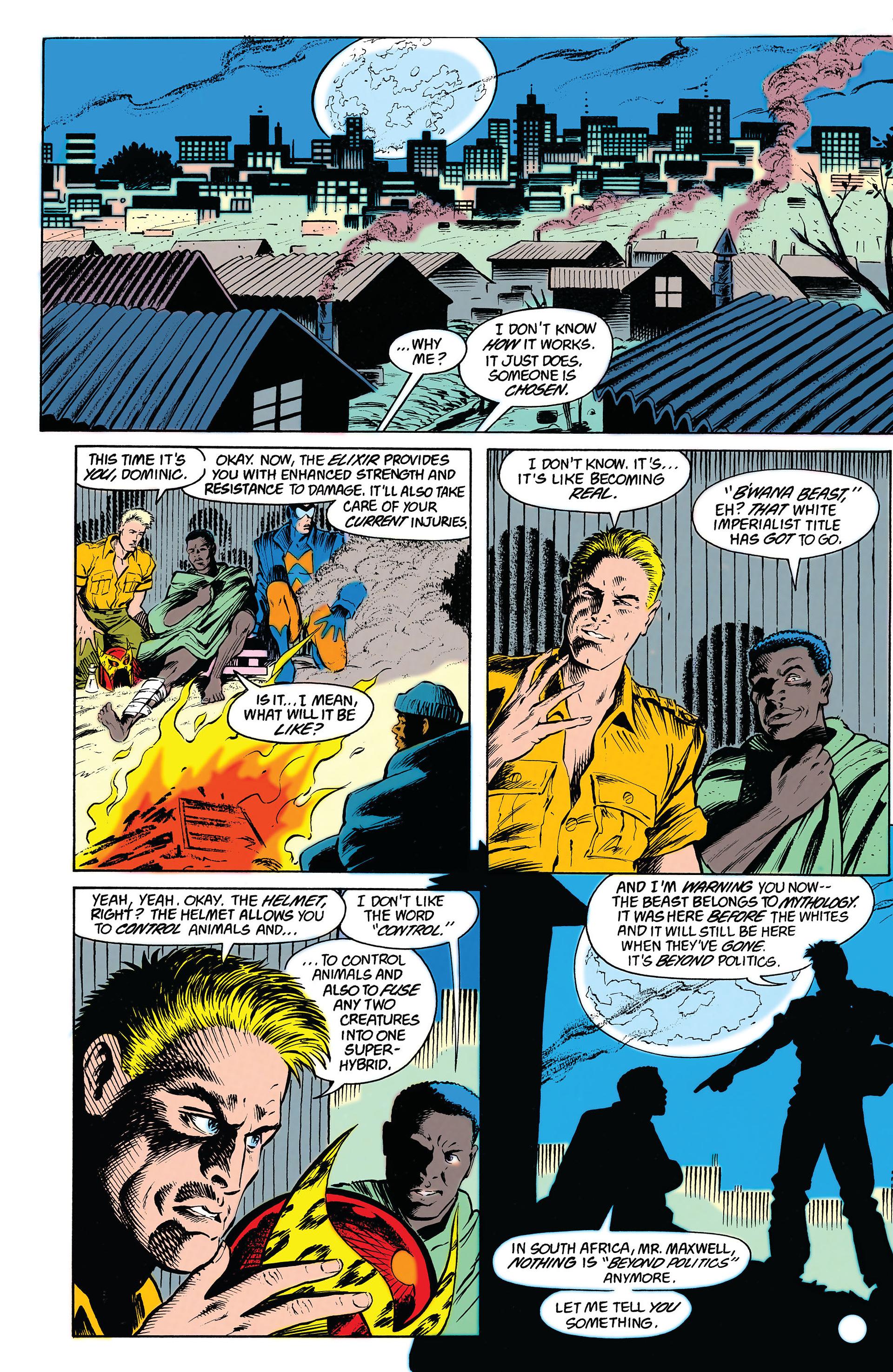 Read online Animal Man (1988) comic -  Issue #13 - 17