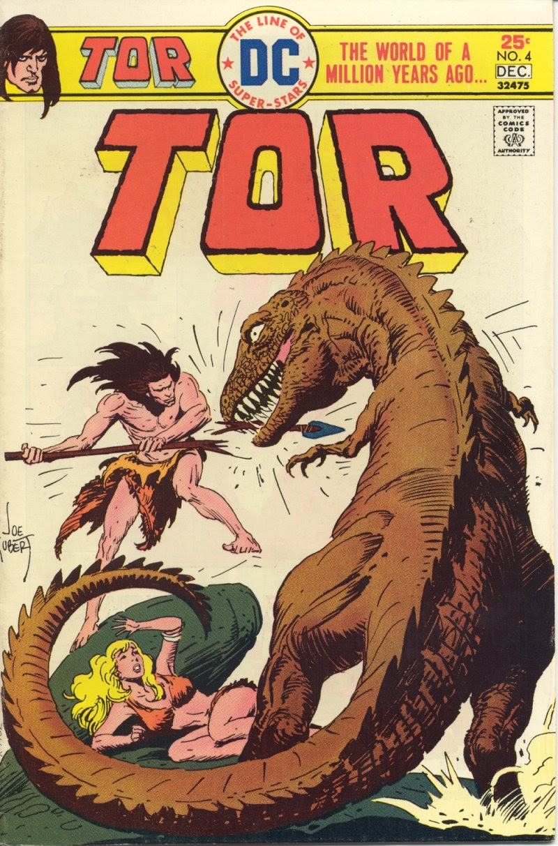 Tor (1975) 4 Page 1