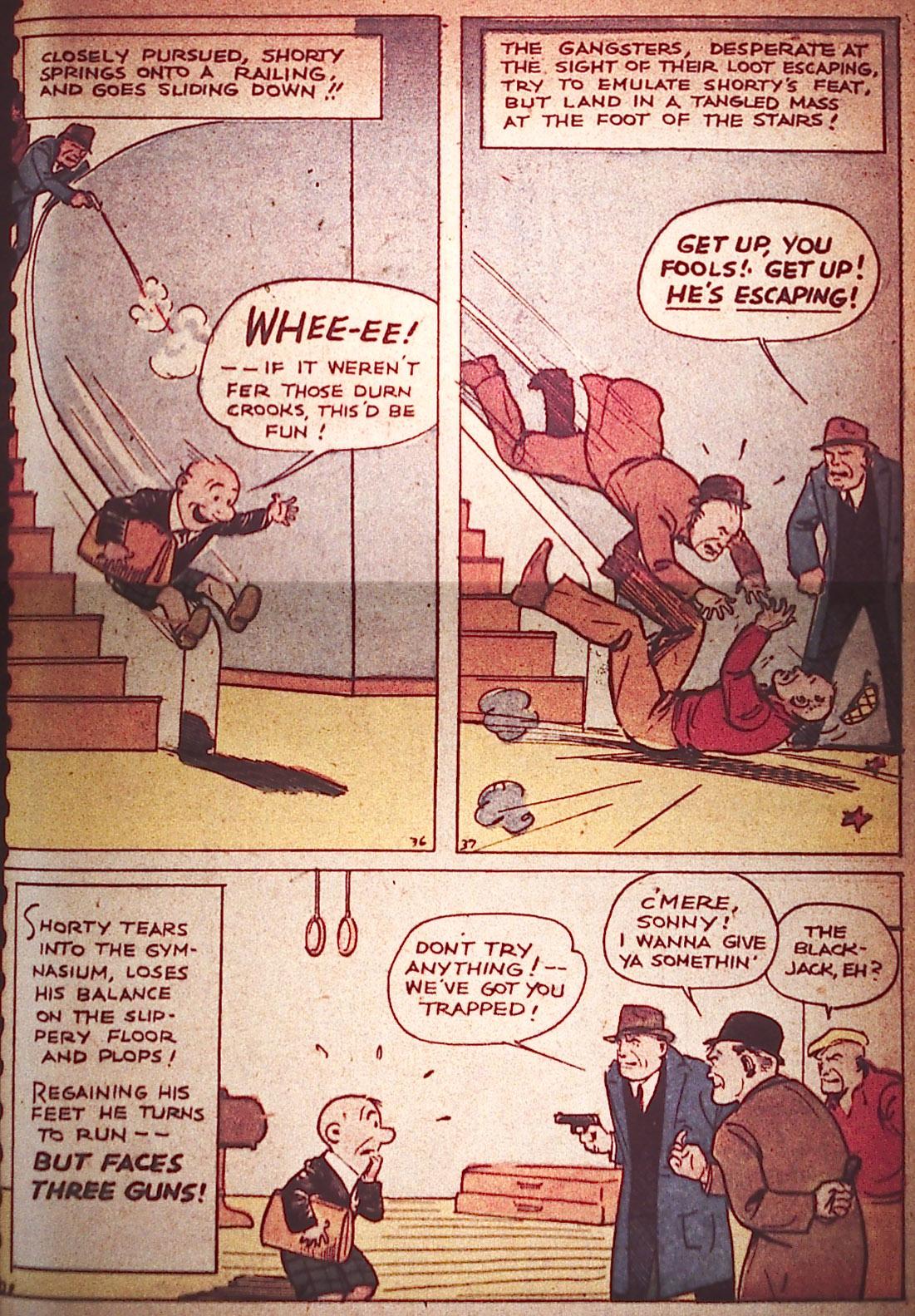 Read online Detective Comics (1937) comic -  Issue #5 - 11