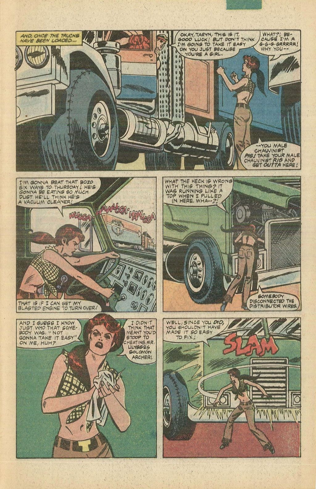 Read online U.S. 1 comic -  Issue #5 - 9