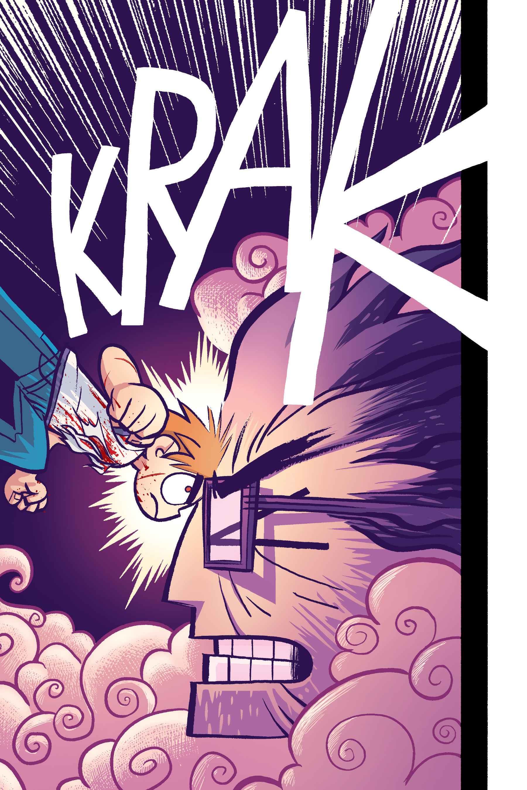 Read online Scott Pilgrim comic -  Issue #6 - 175