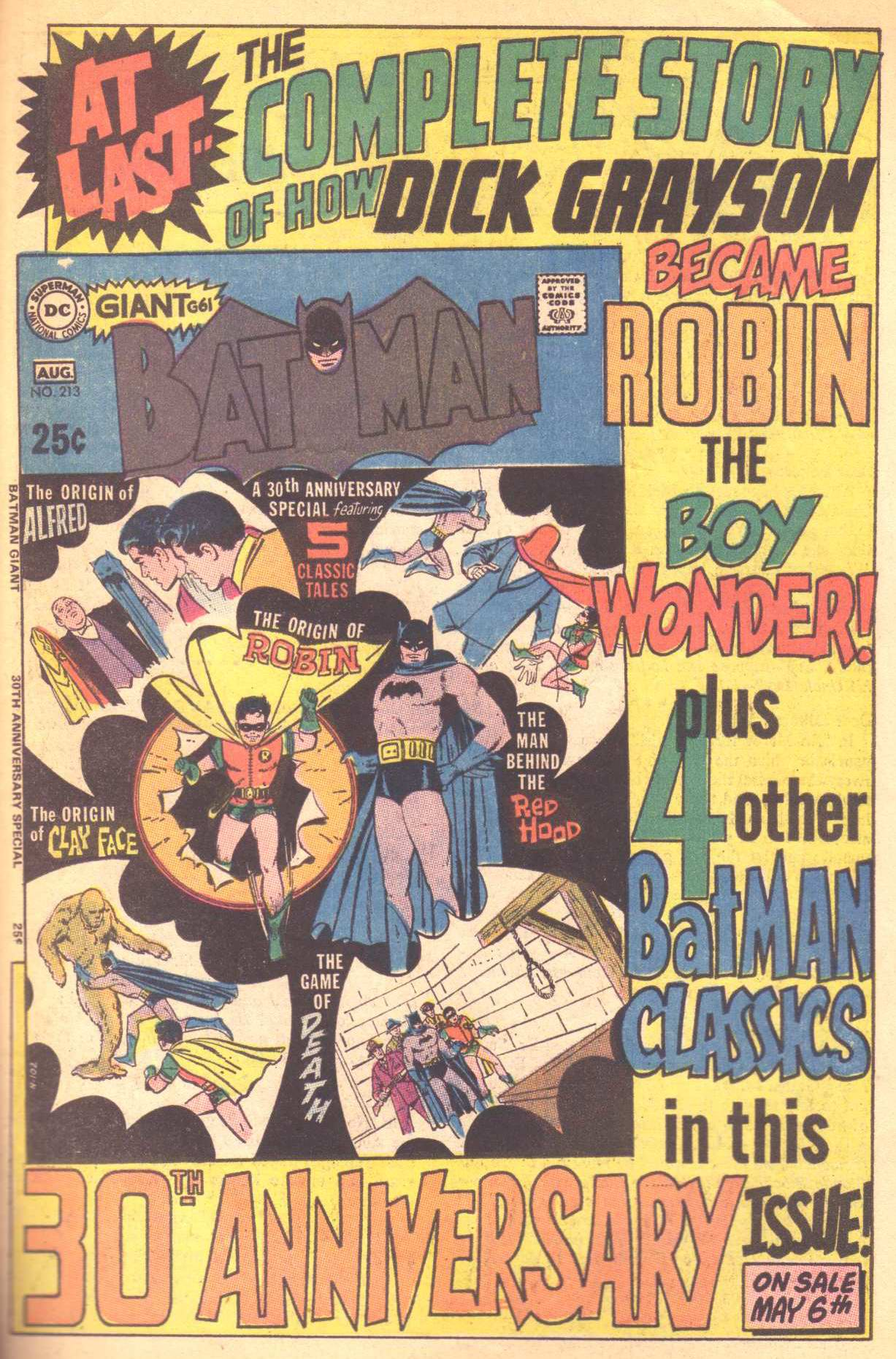 Read online Adventure Comics (1938) comic -  Issue #382 - 31