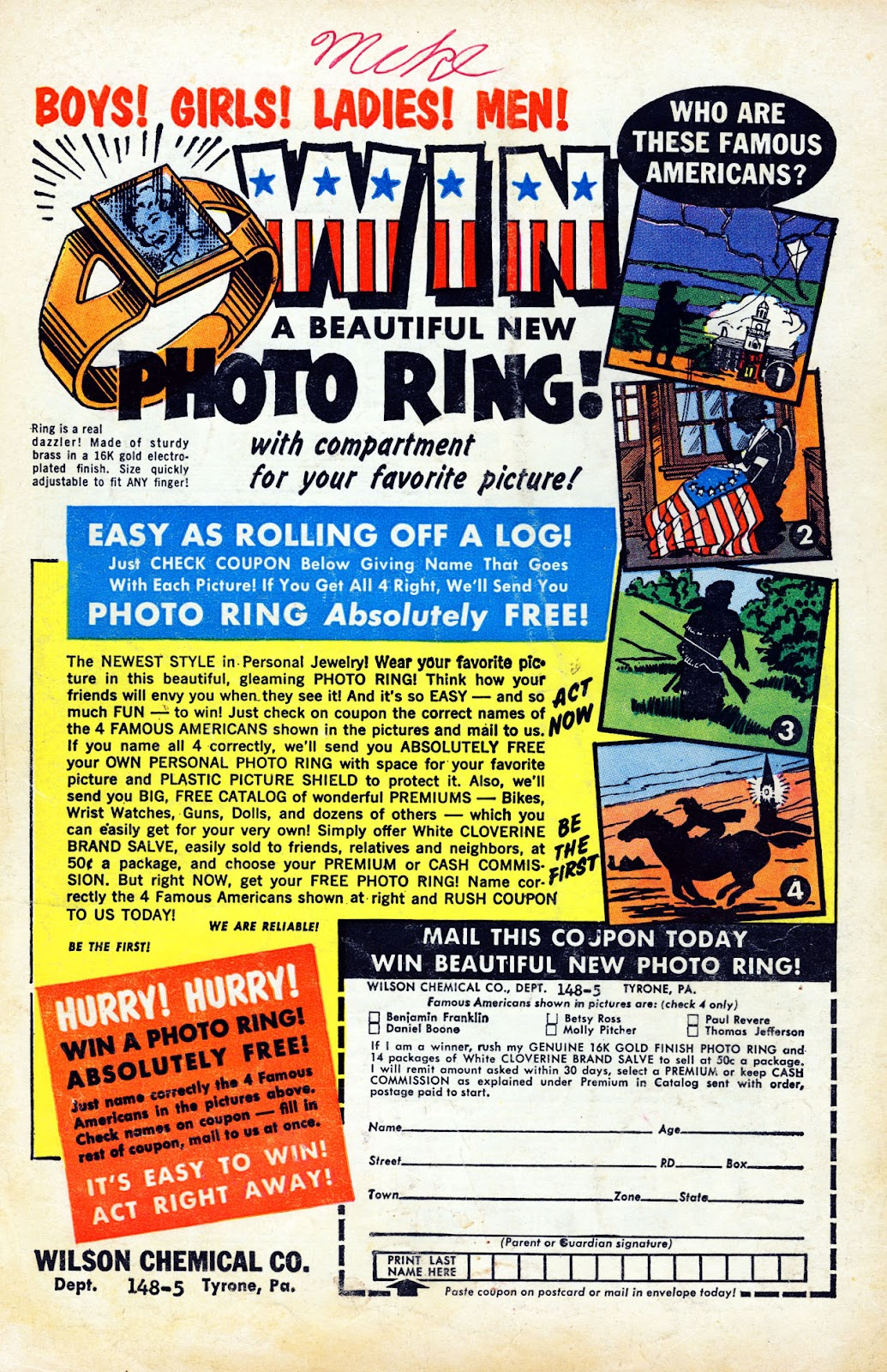 Gunsmoke Western issue 65 - Page 36