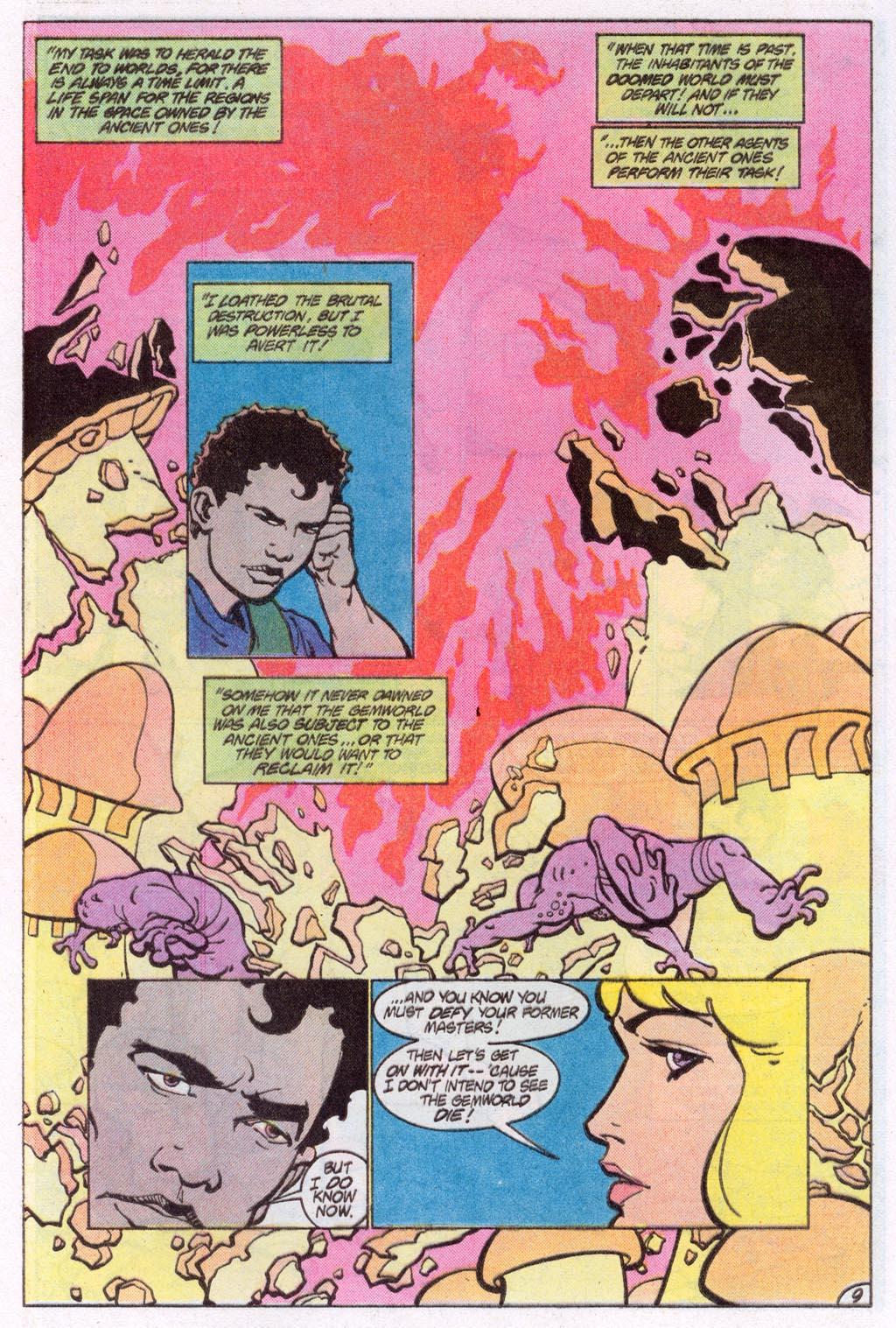 Read online Amethyst (1985) comic -  Issue #10 - 12
